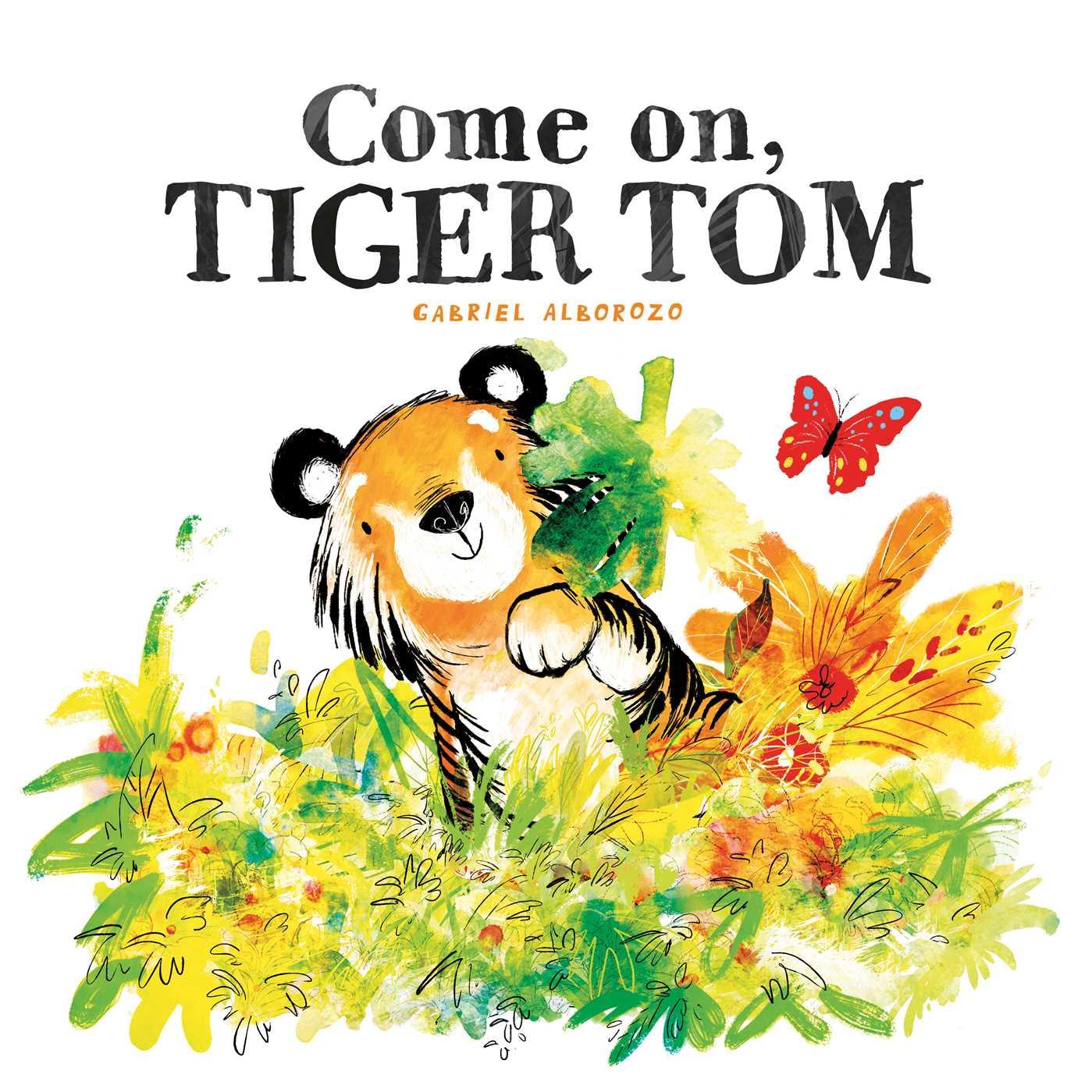 Come on tiger tom 9781471143878 hr