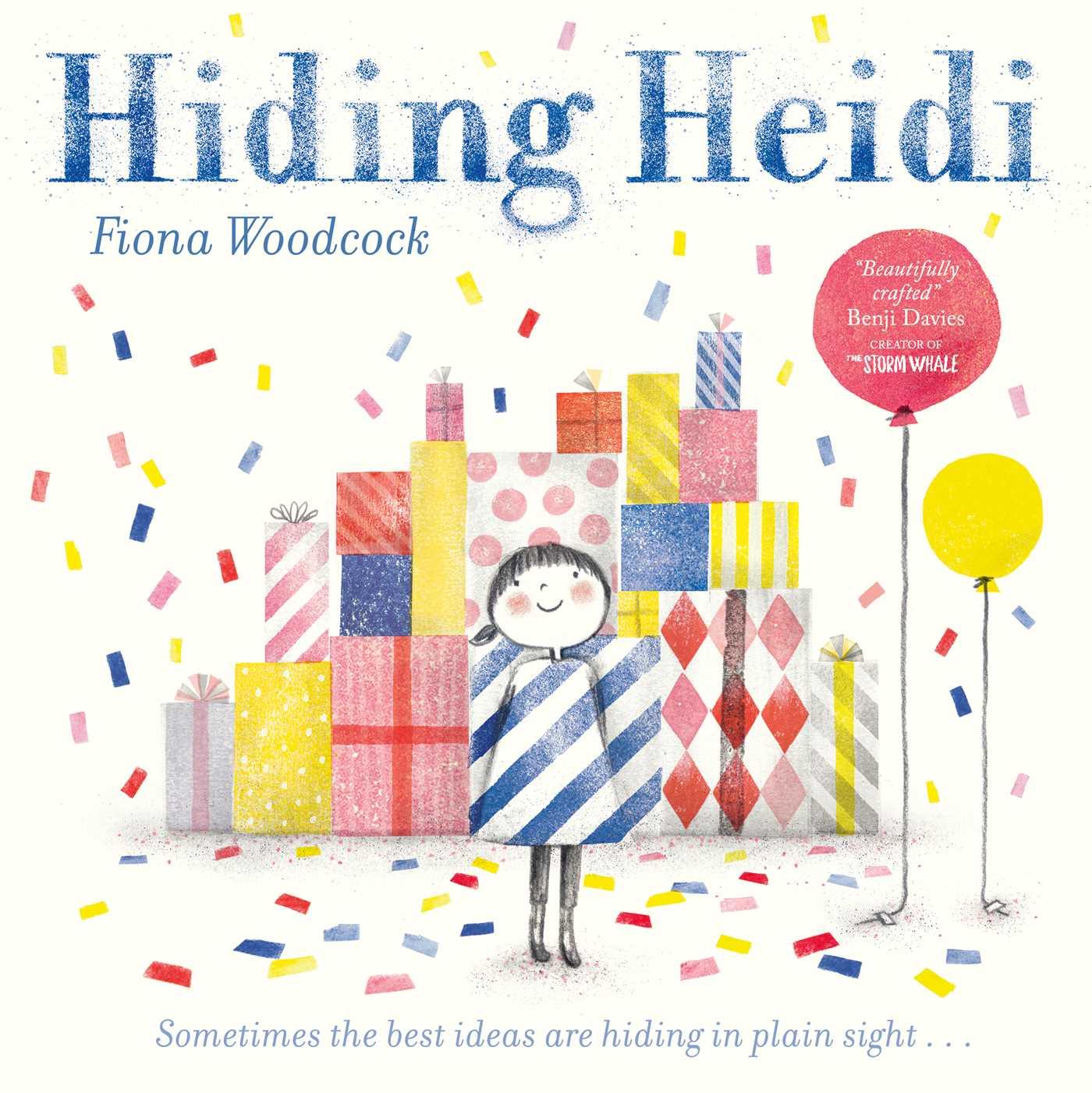 Hiding heidi 9781471144493 hr