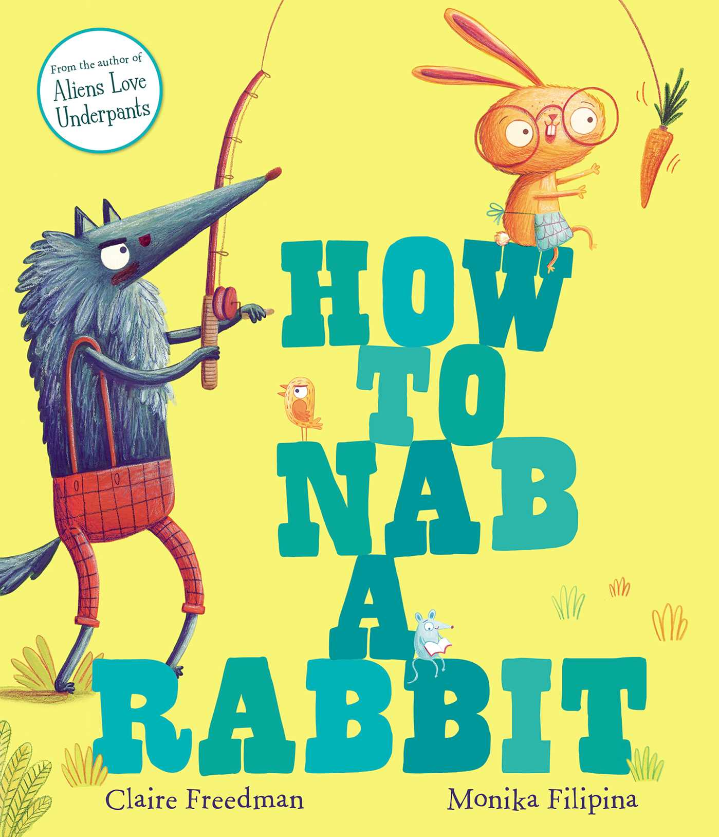 How to nab a rabbit 9781471144523 hr