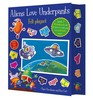 Aliens Love Underpants! Fuzzy Felt