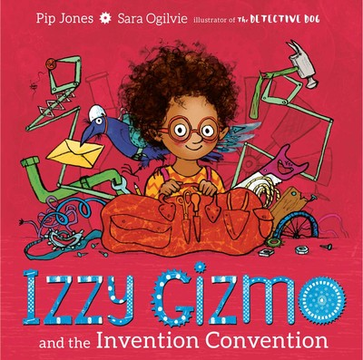 Image result for izzy gizmo and the invention convention