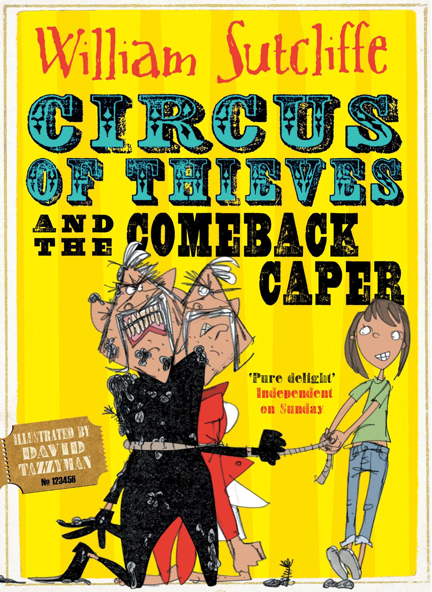Circus of thieves and the comeback caper 9781471145353 hr