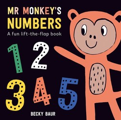 Mr Monkey's Numbers