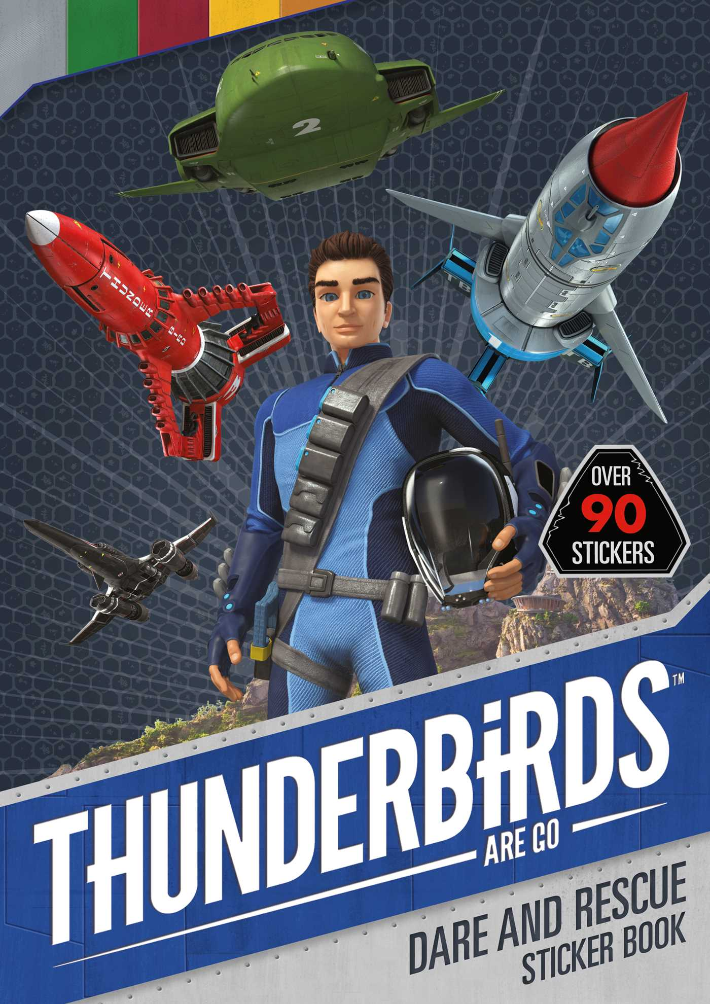 Thunderbirds are go sticker activity 2 9781471145568 hr