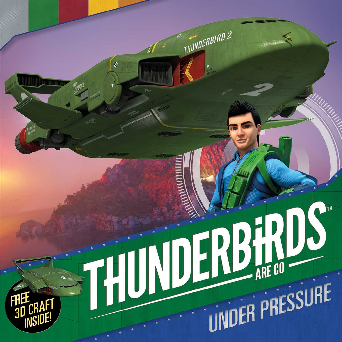 Thunderbirds are go under pressure 9781471145582 hr