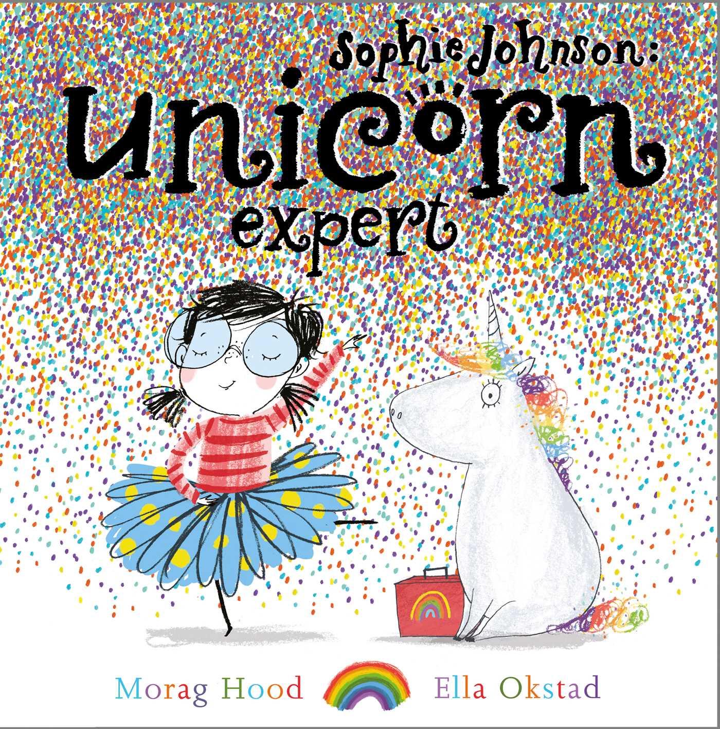 Sophie johnson unicorn expert 9781471145629 hr
