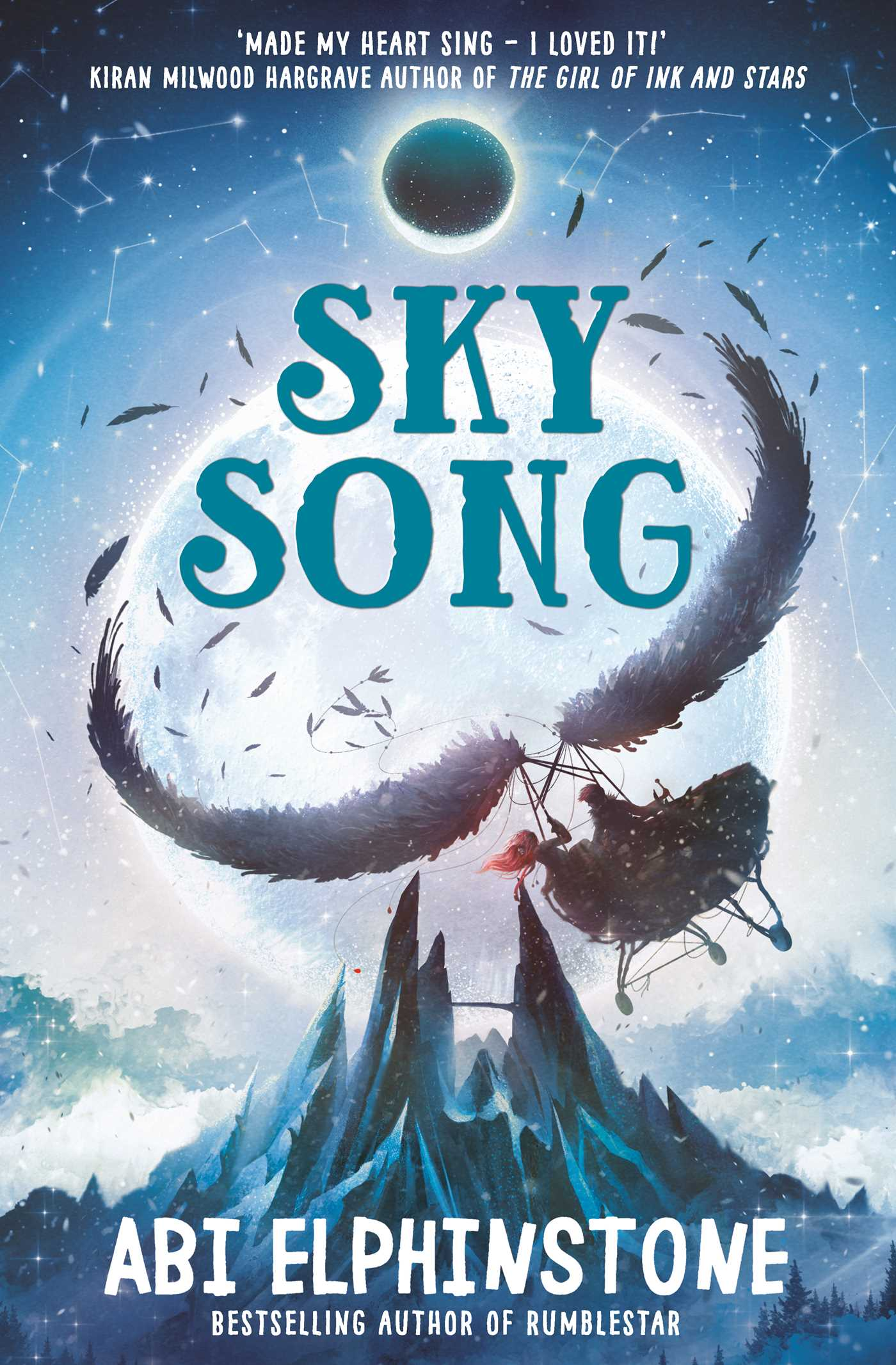 Sky song 9781471146077 hr