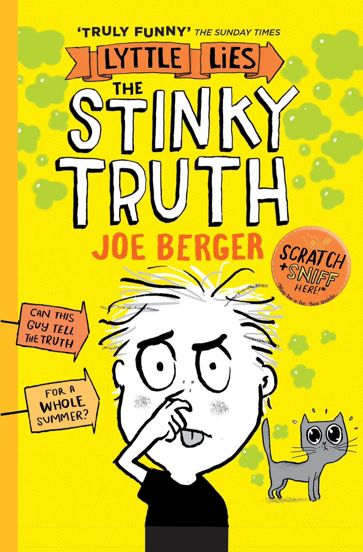 Lyttle lies the stinky truth 9781471146268 hr