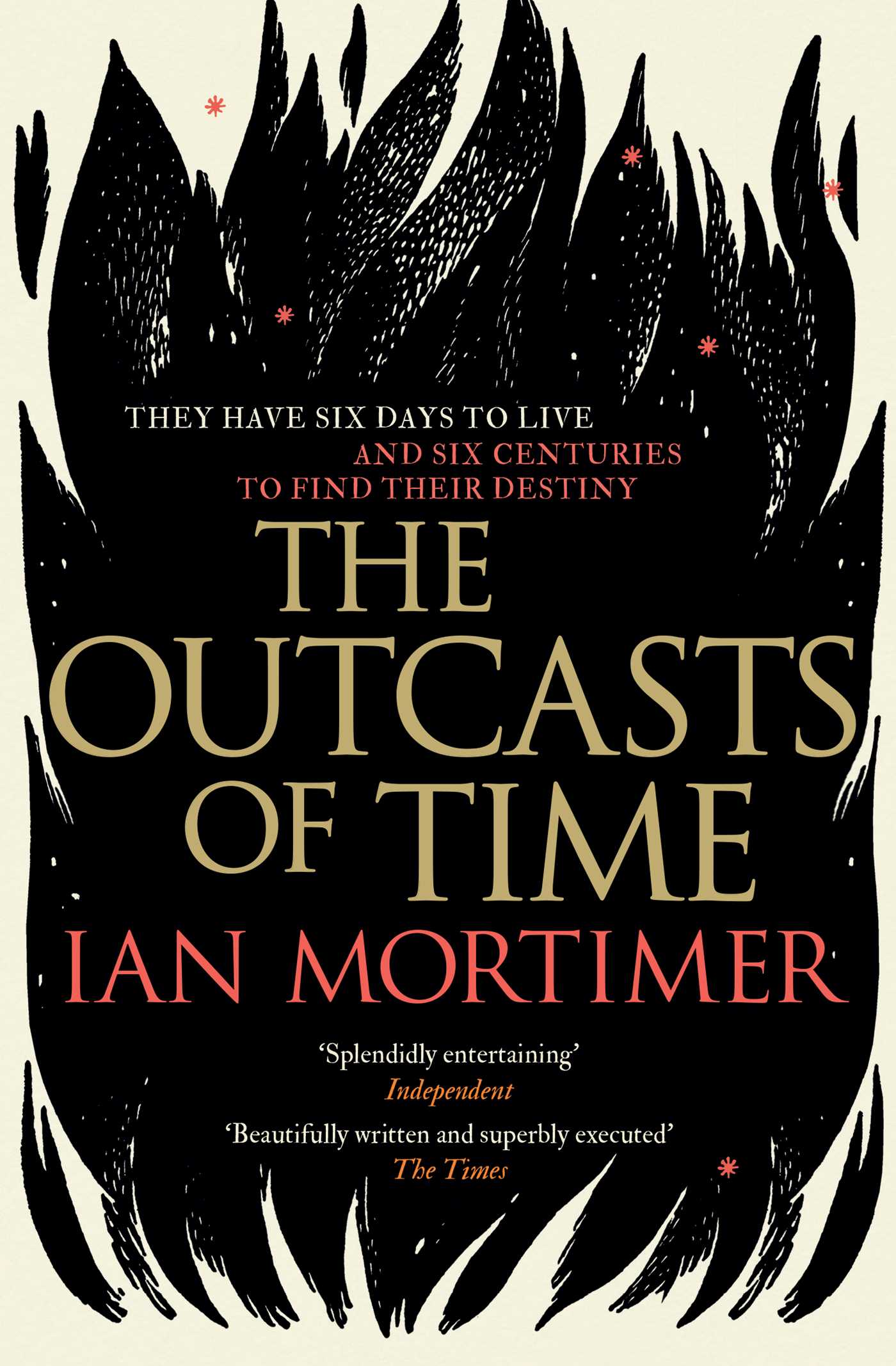 The outcasts of time 9781471146572 hr