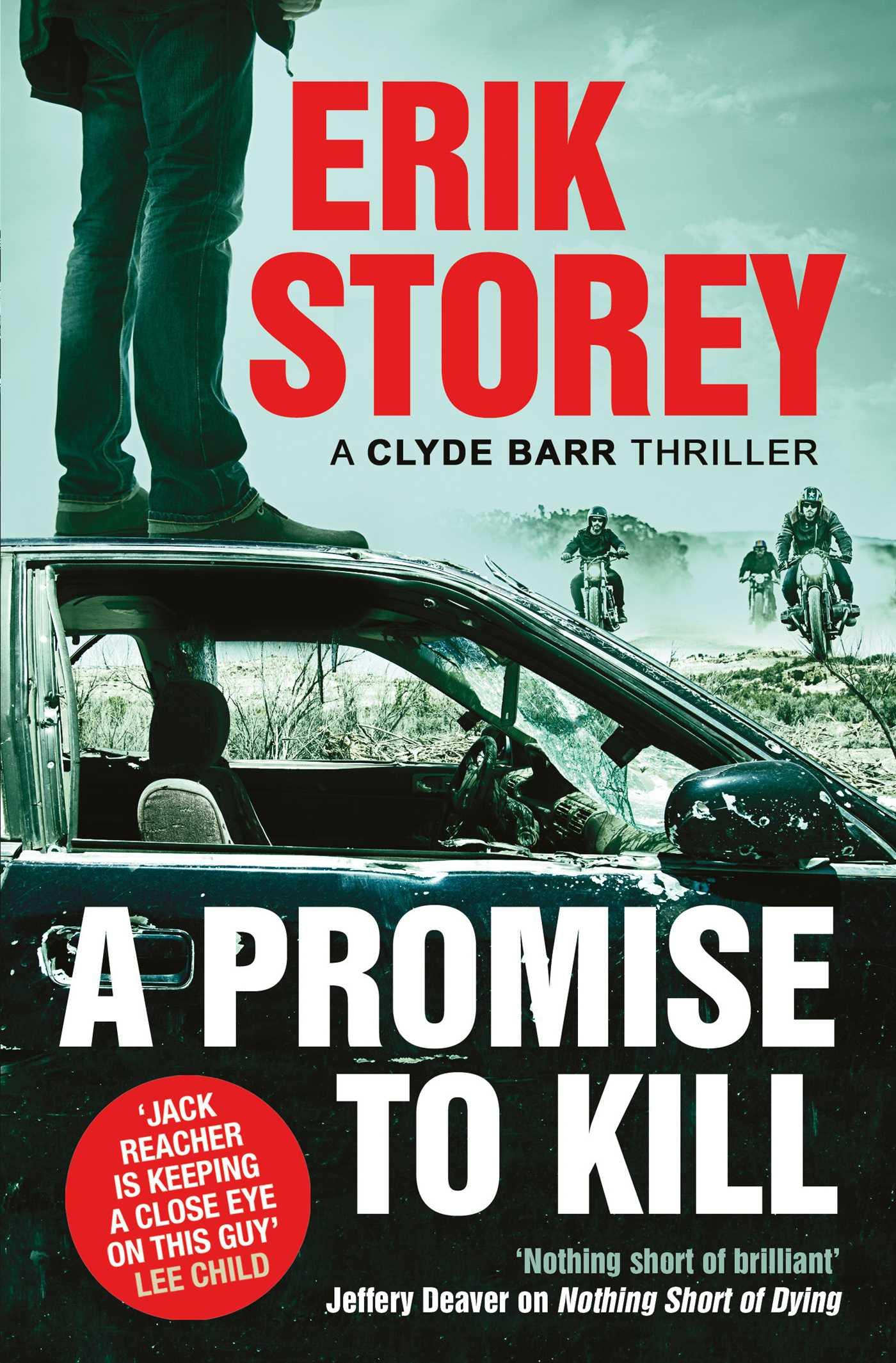 A promise to kill 9781471146916 hr