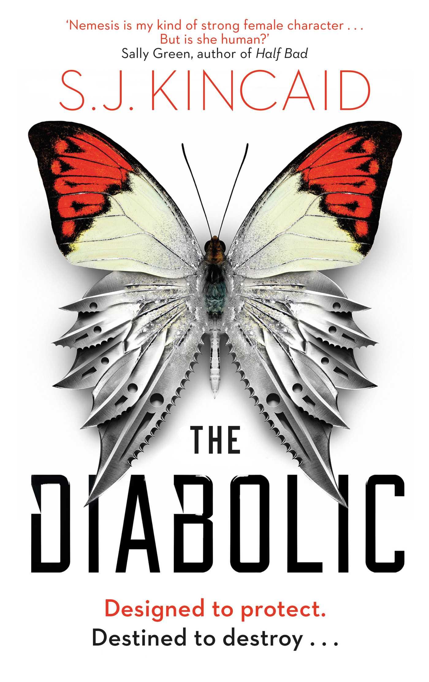 The diabolic 9781471147142 hr