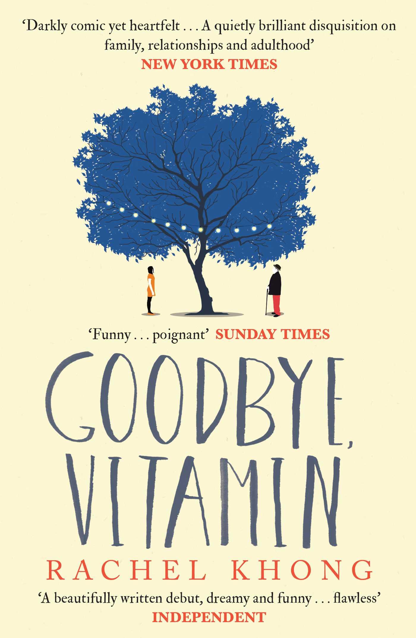 Goodbye vitamin 9781471147241 hr