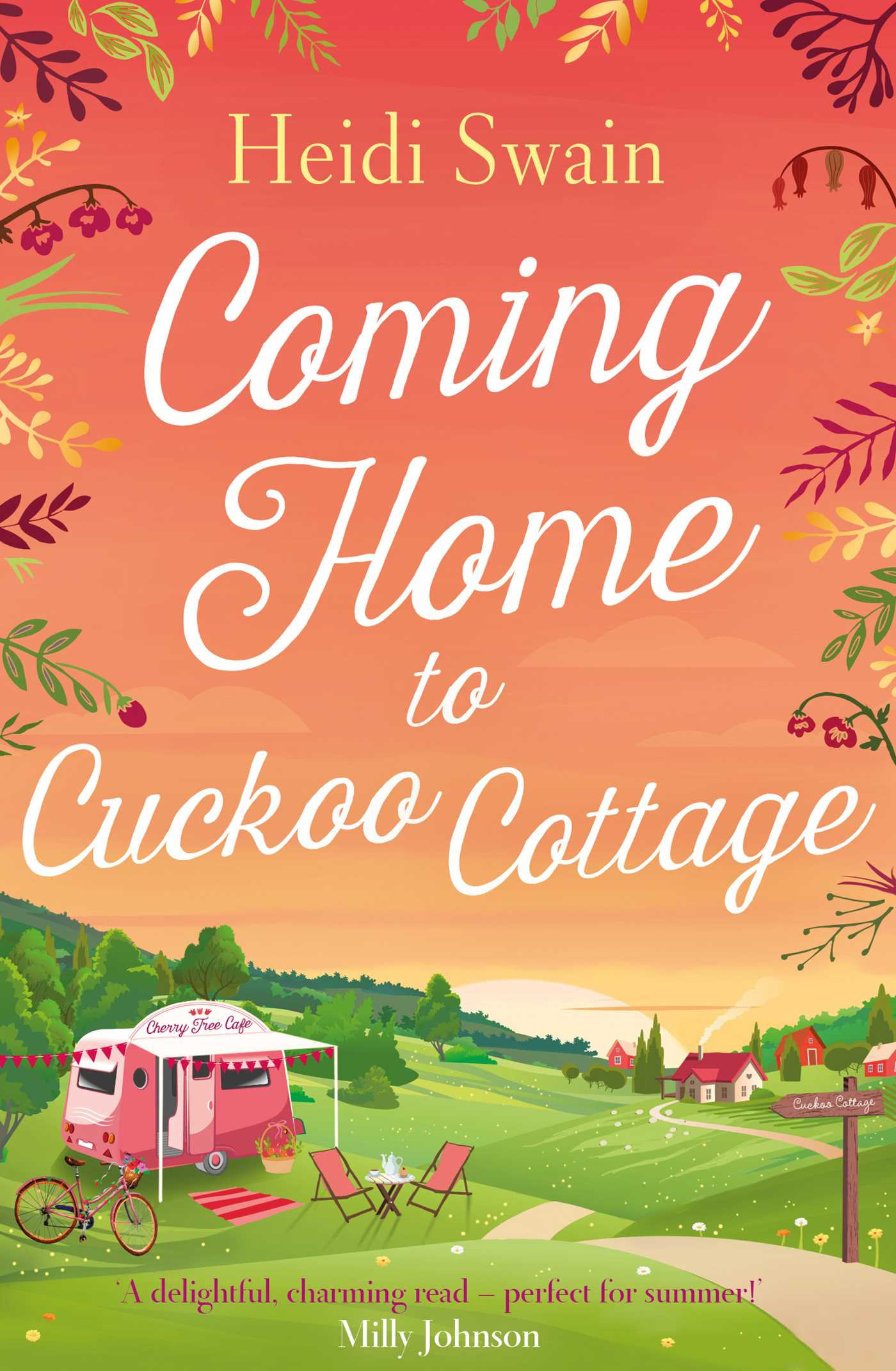 Coming home to cuckoo cottage 9781471147302 hr