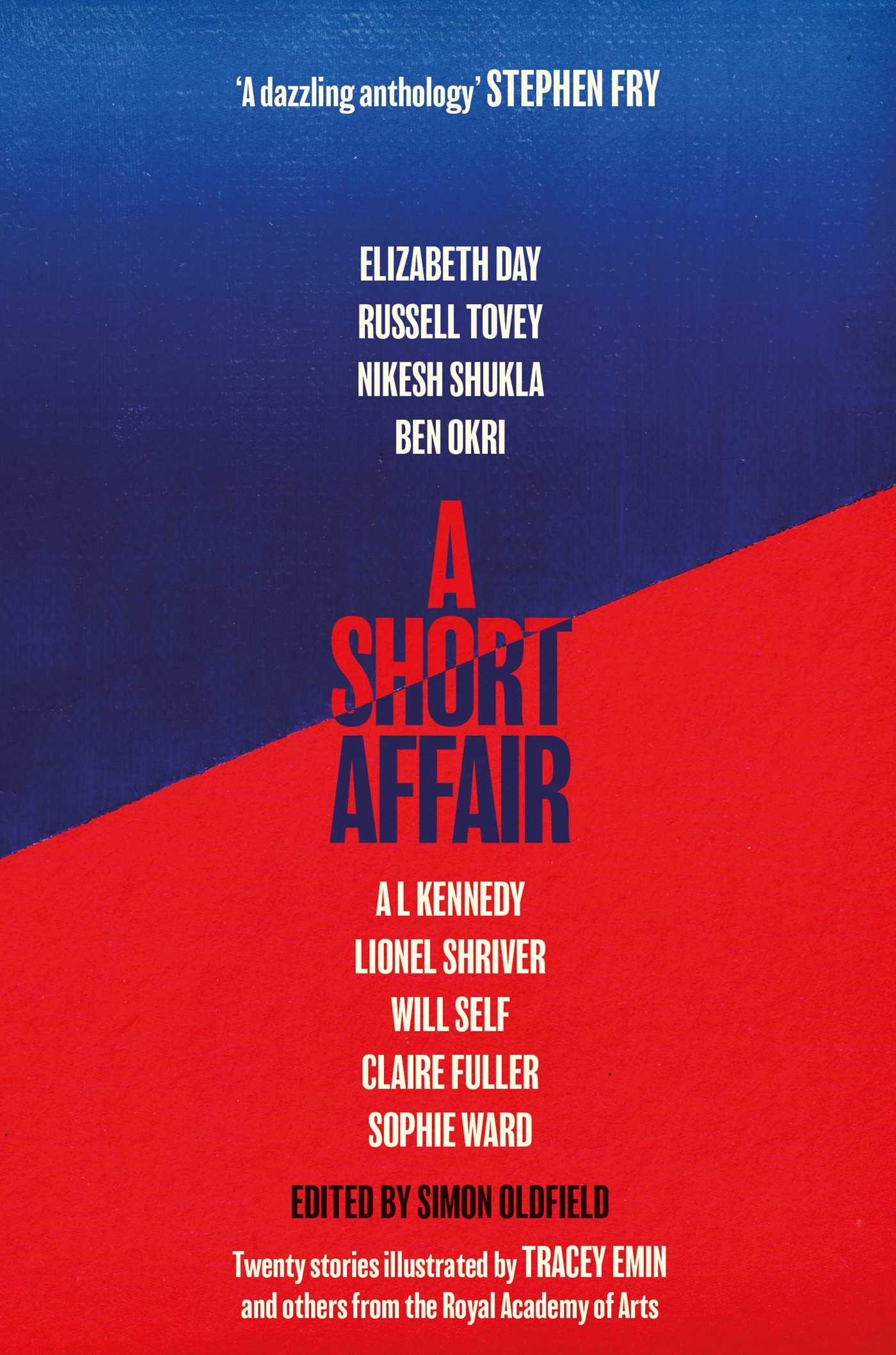 A short affair 9781471147340 hr