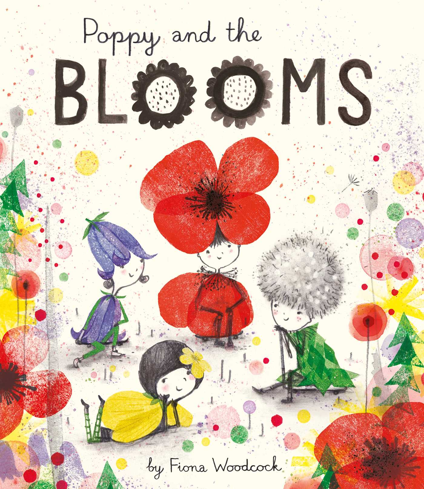Poppy and the blooms 9781471147777 hr