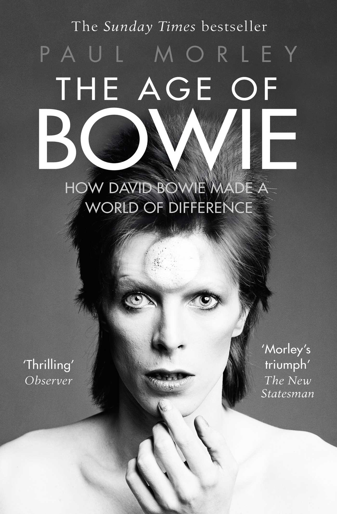 The age of bowie 9781471148101 hr