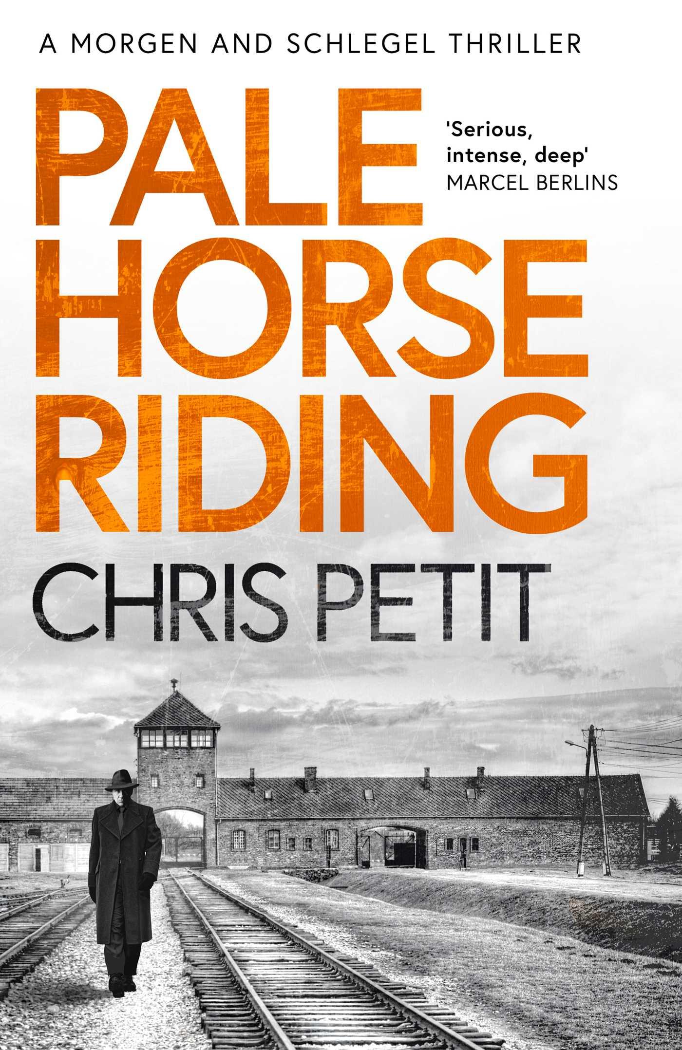 Pale horse riding 9781471148460 hr