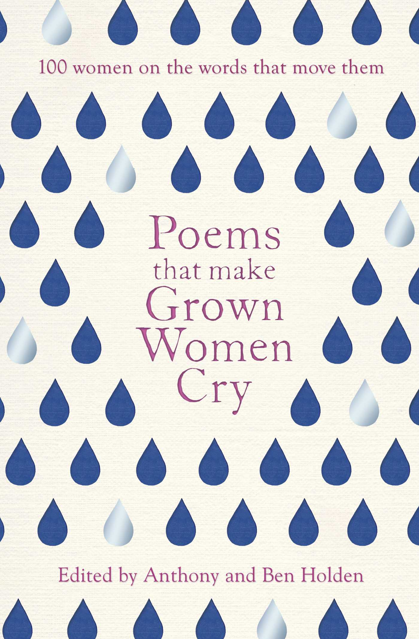 Poems that make grown women cry 9781471148644 hr
