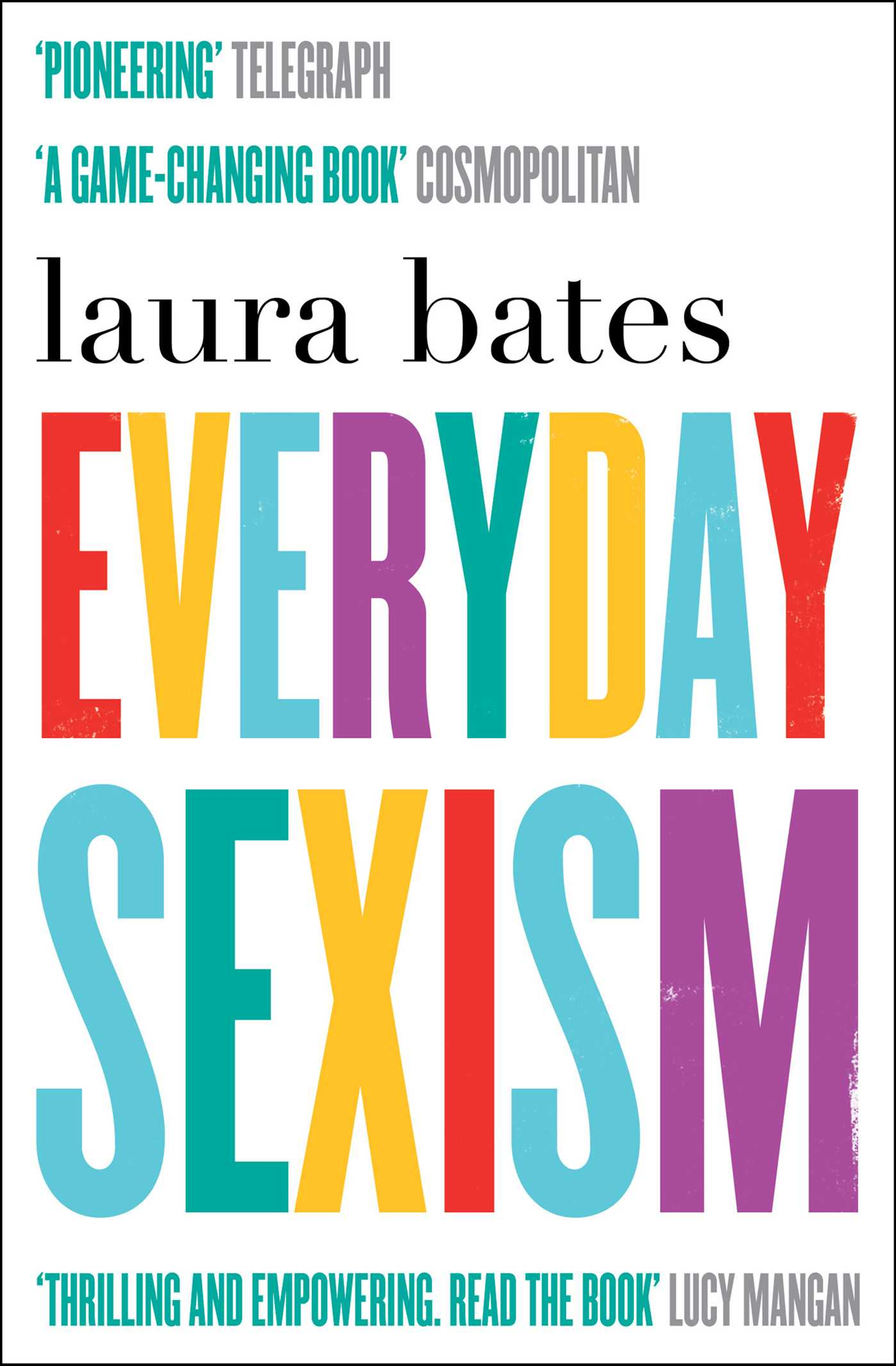 Everyday sexism 9781471149207 hr