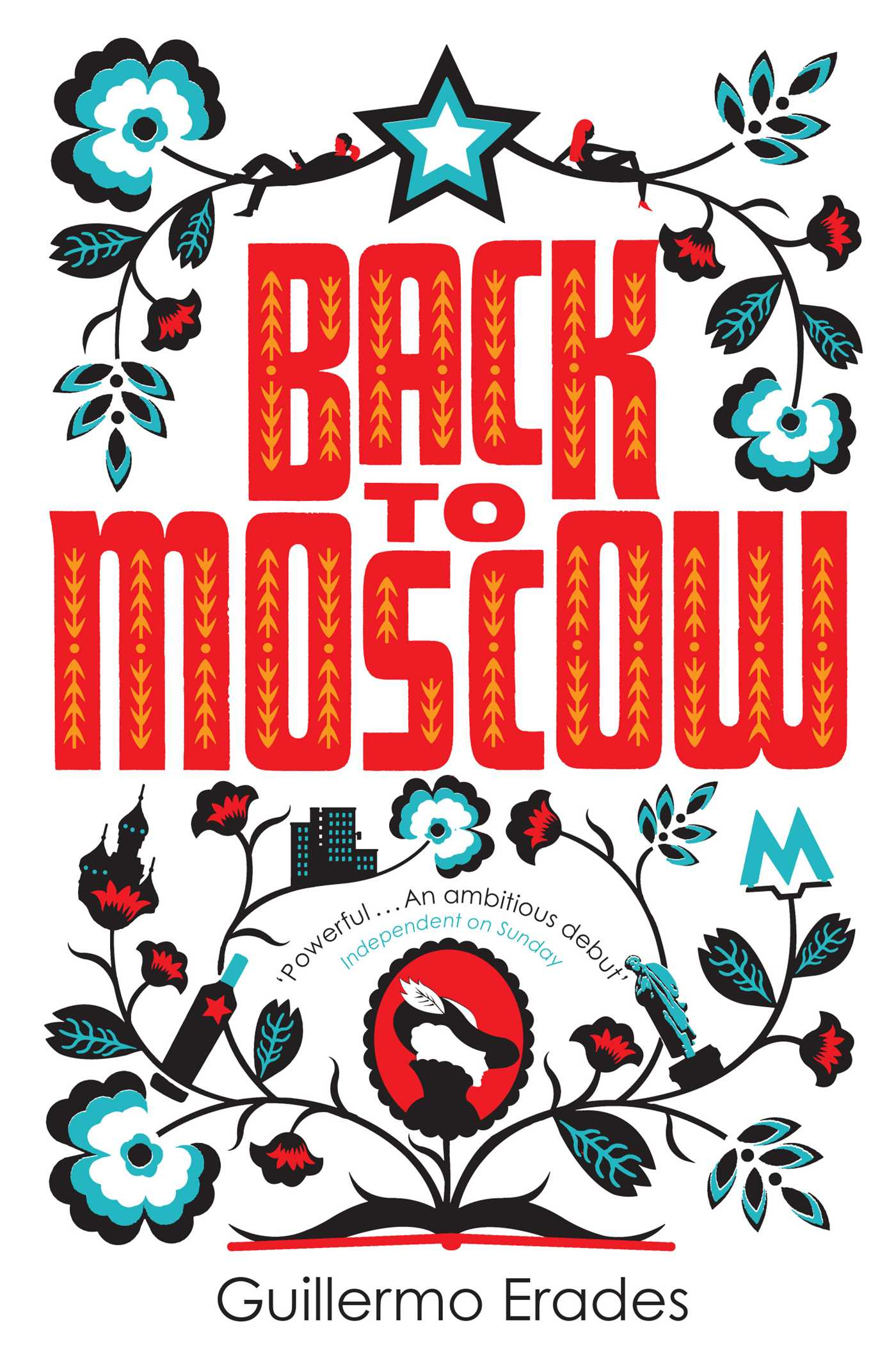 Back to moscow 9781471149306 hr