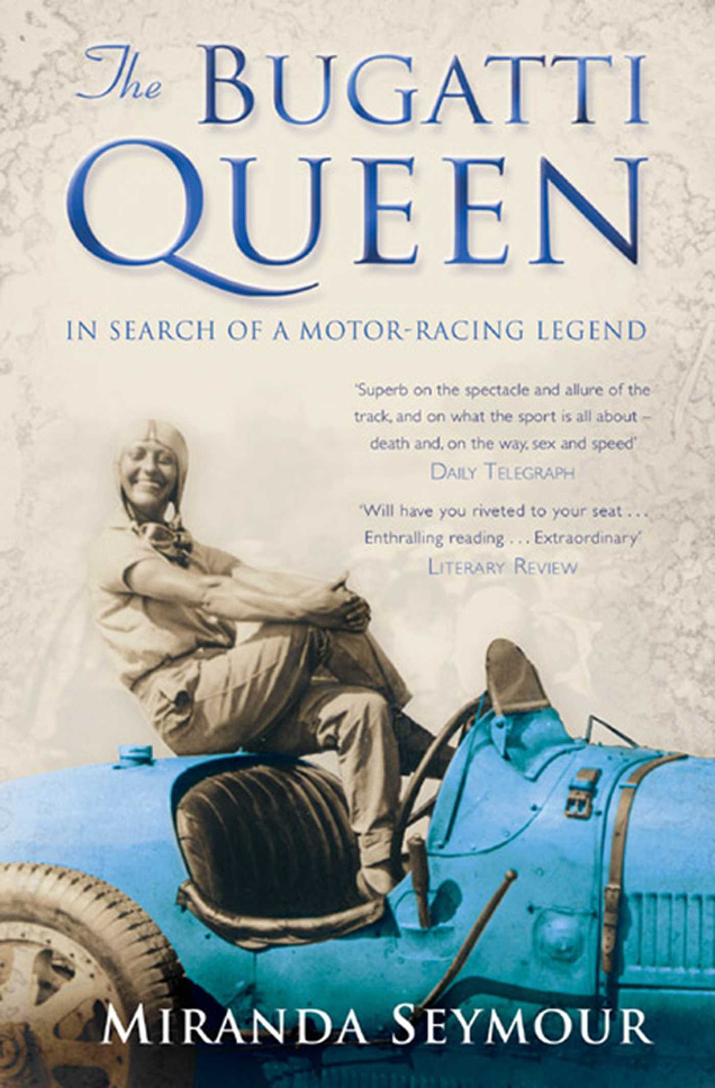 The bugatti queen 9781471149702 hr