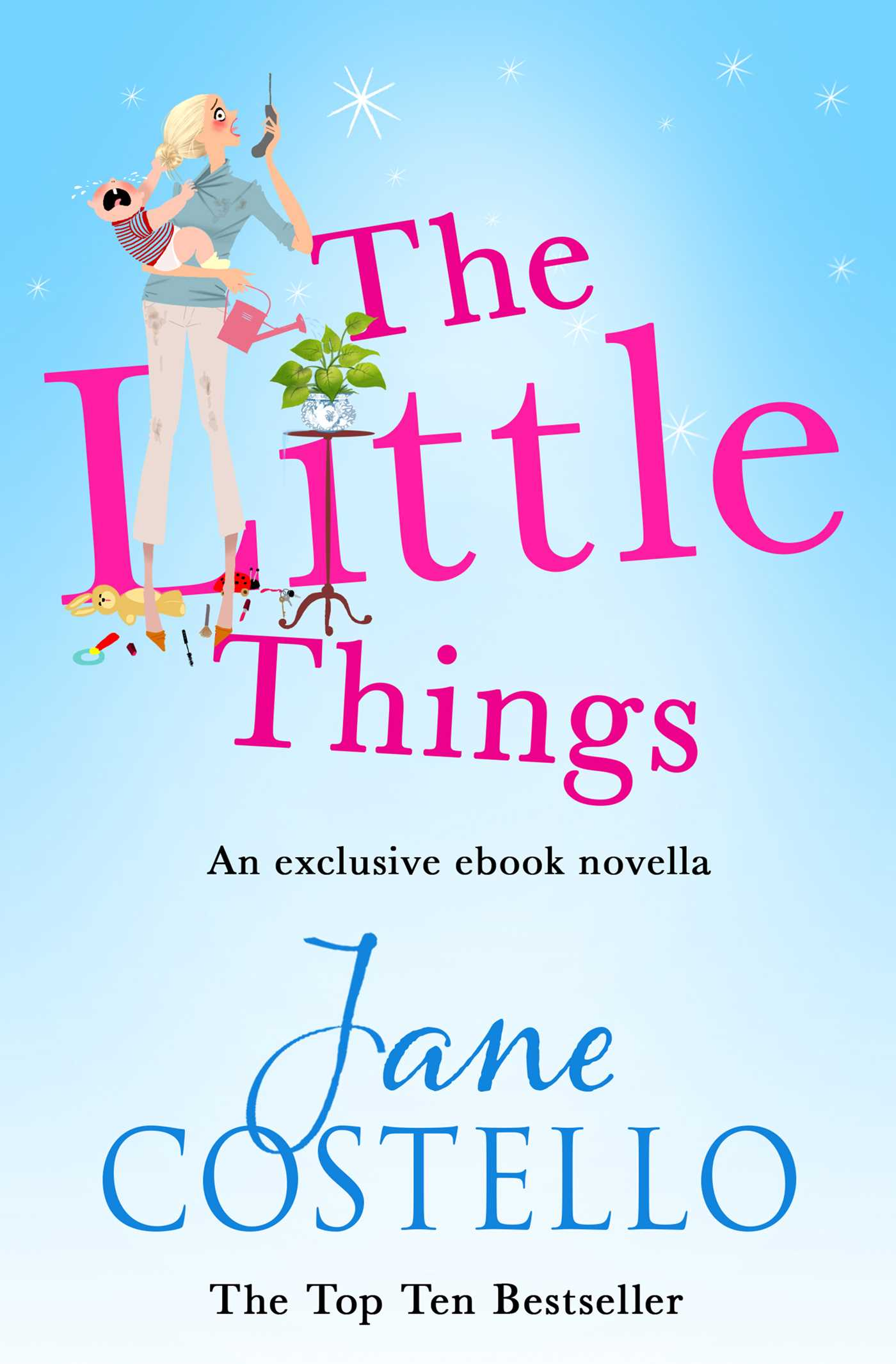 The little things 9781471149948 hr