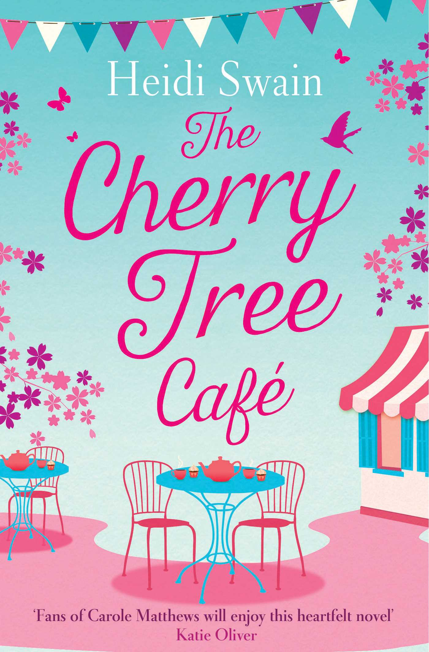 The cherry tree cafe 9781471149955 hr