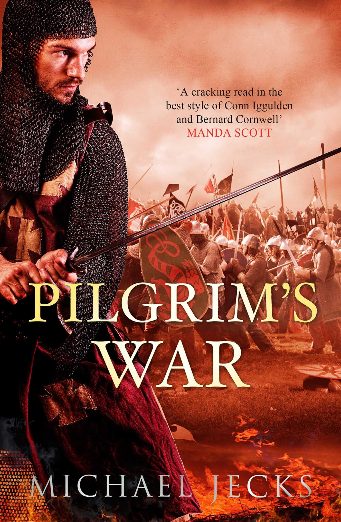 Pilgrims war 9781471150036 hr