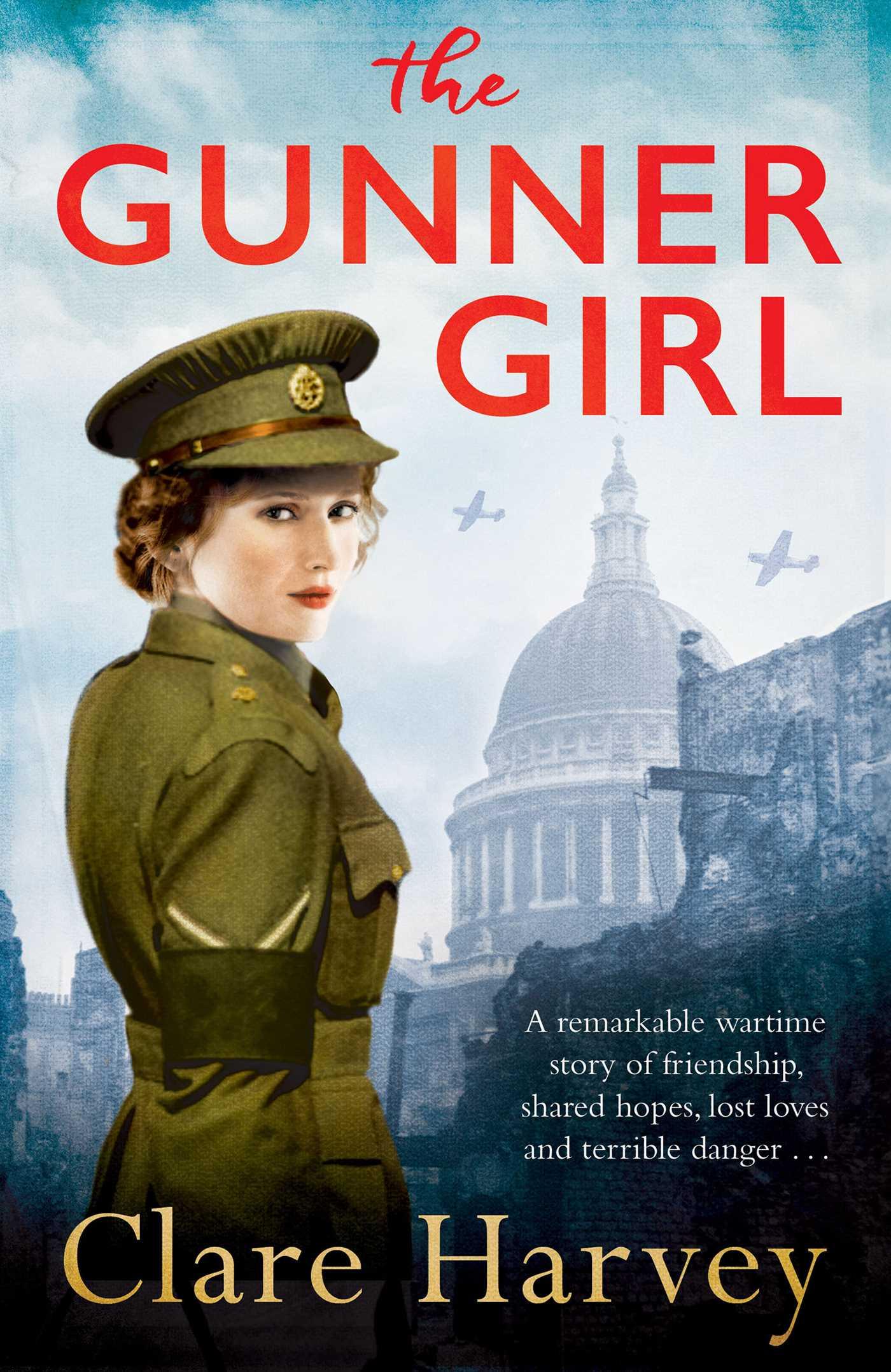 The gunner girl 9781471150531 hr