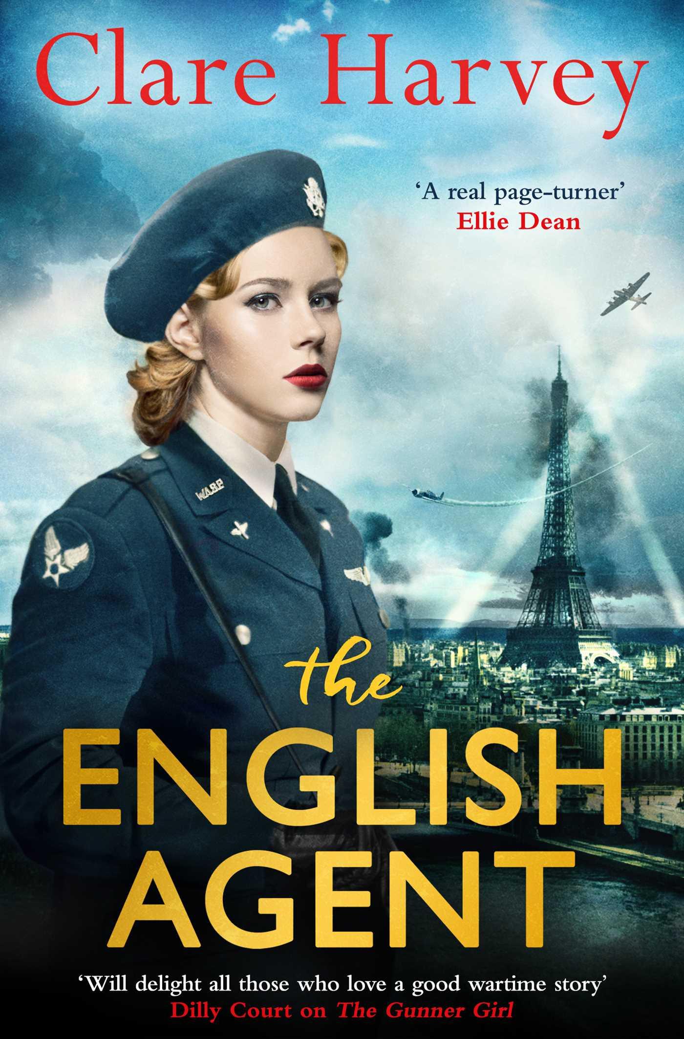The english agent 9781471150579 hr