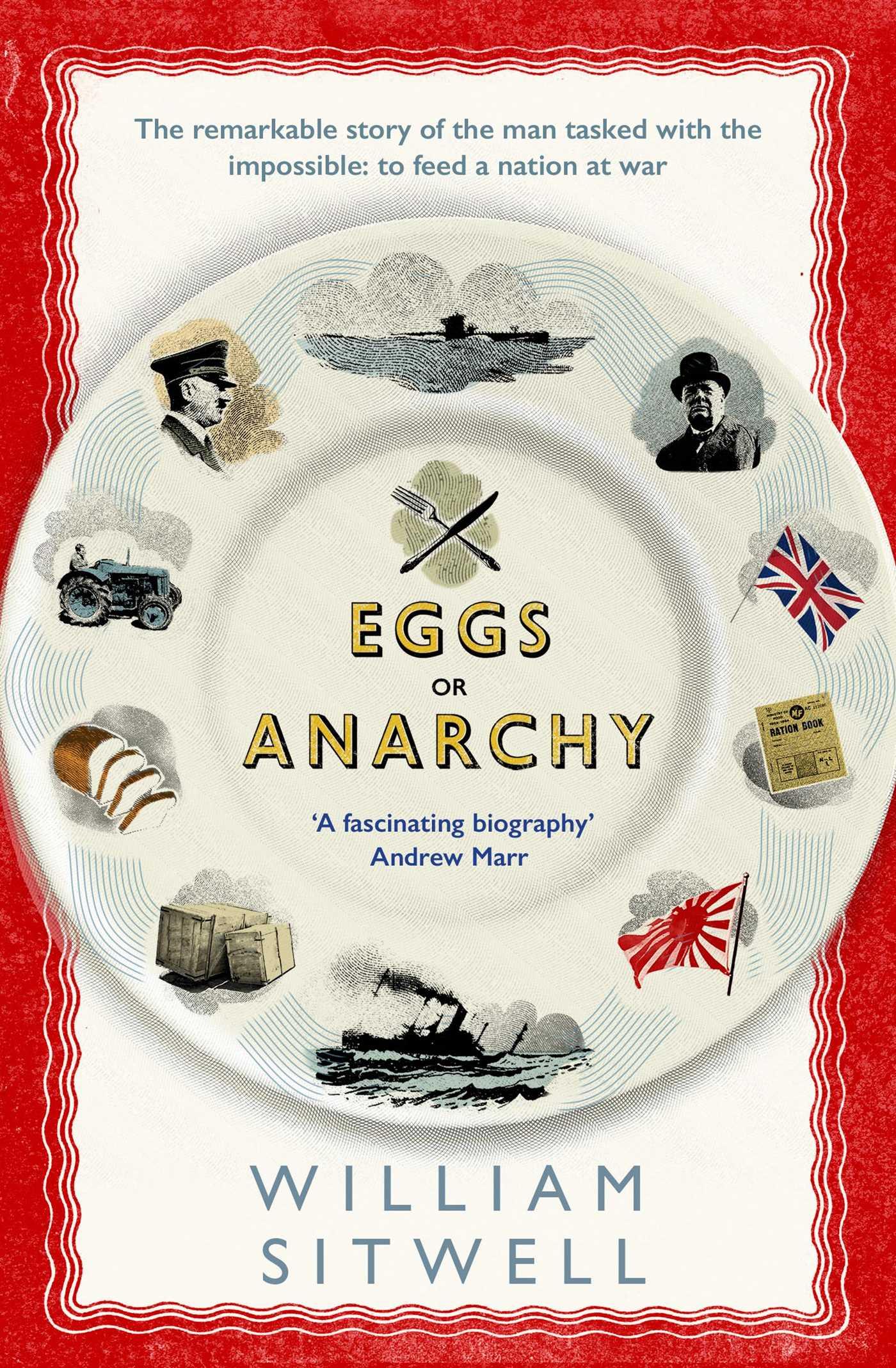 Eggs or anarchy 9781471151088 hr