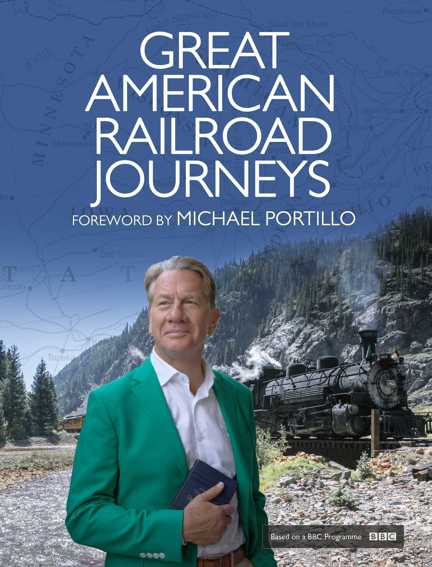 Great american railroad journeys 9781471151514 hr