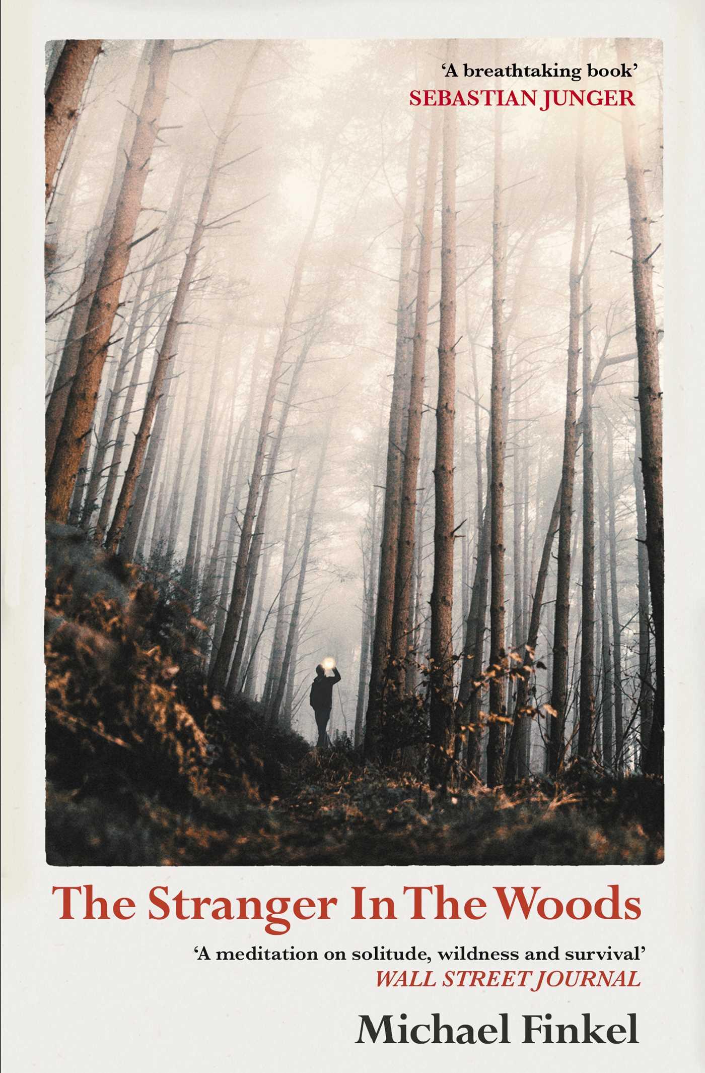 The stranger in the woods 9781471151989 hr