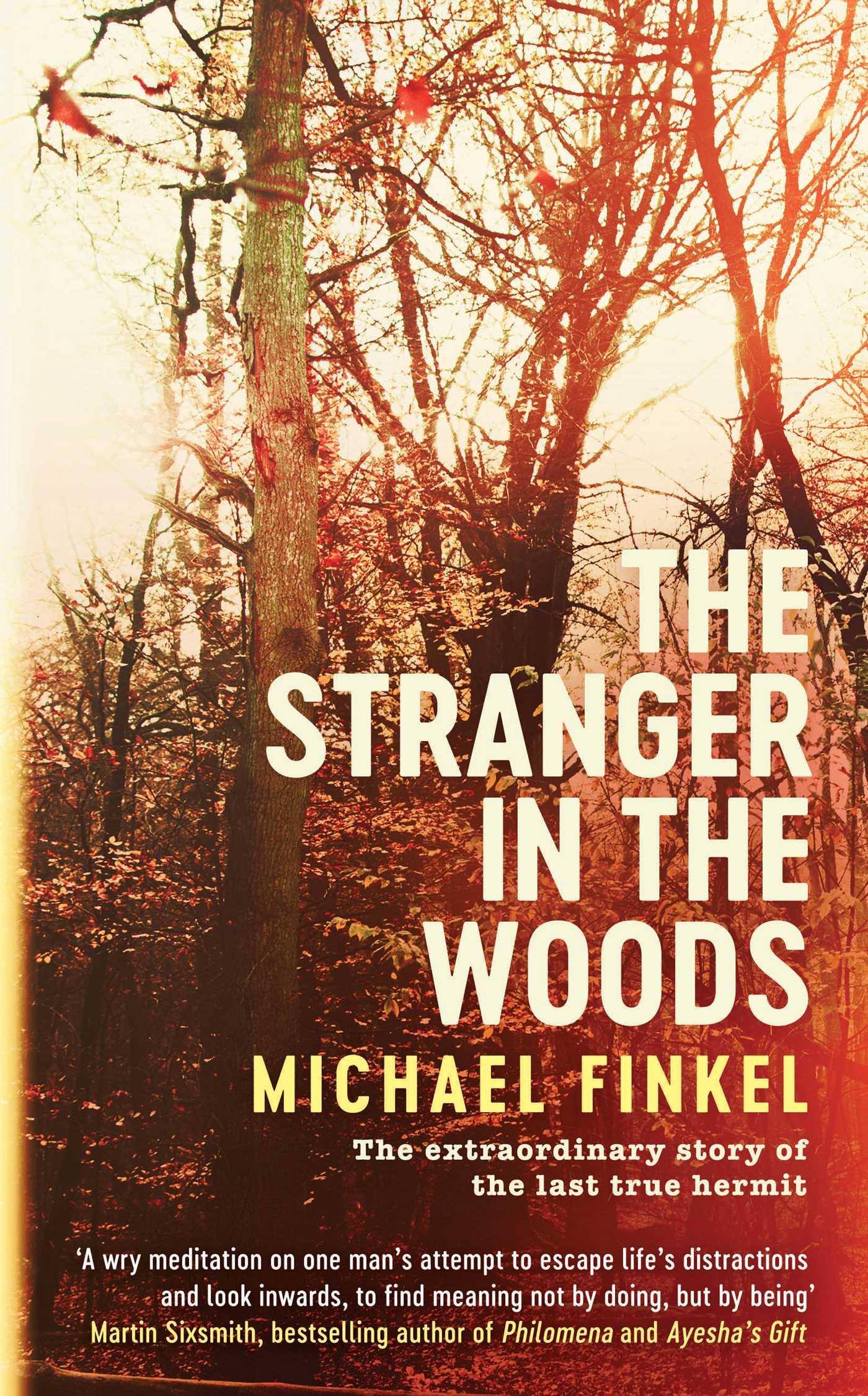 The stranger in the woods 9781471152115 hr