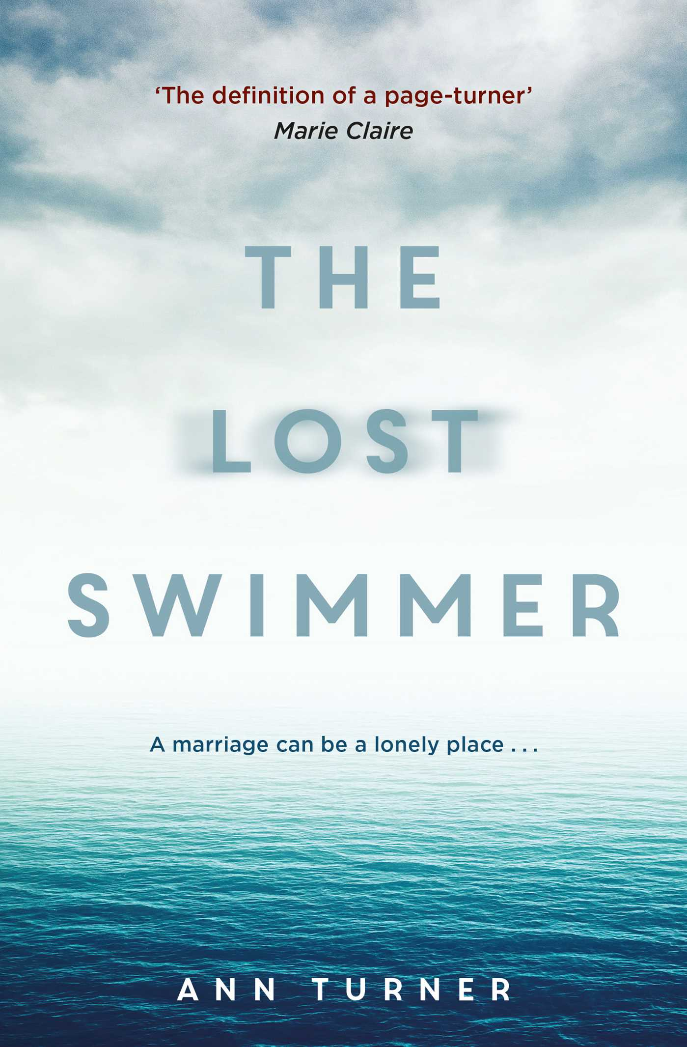 The lost swimmer 9781471153082 hr