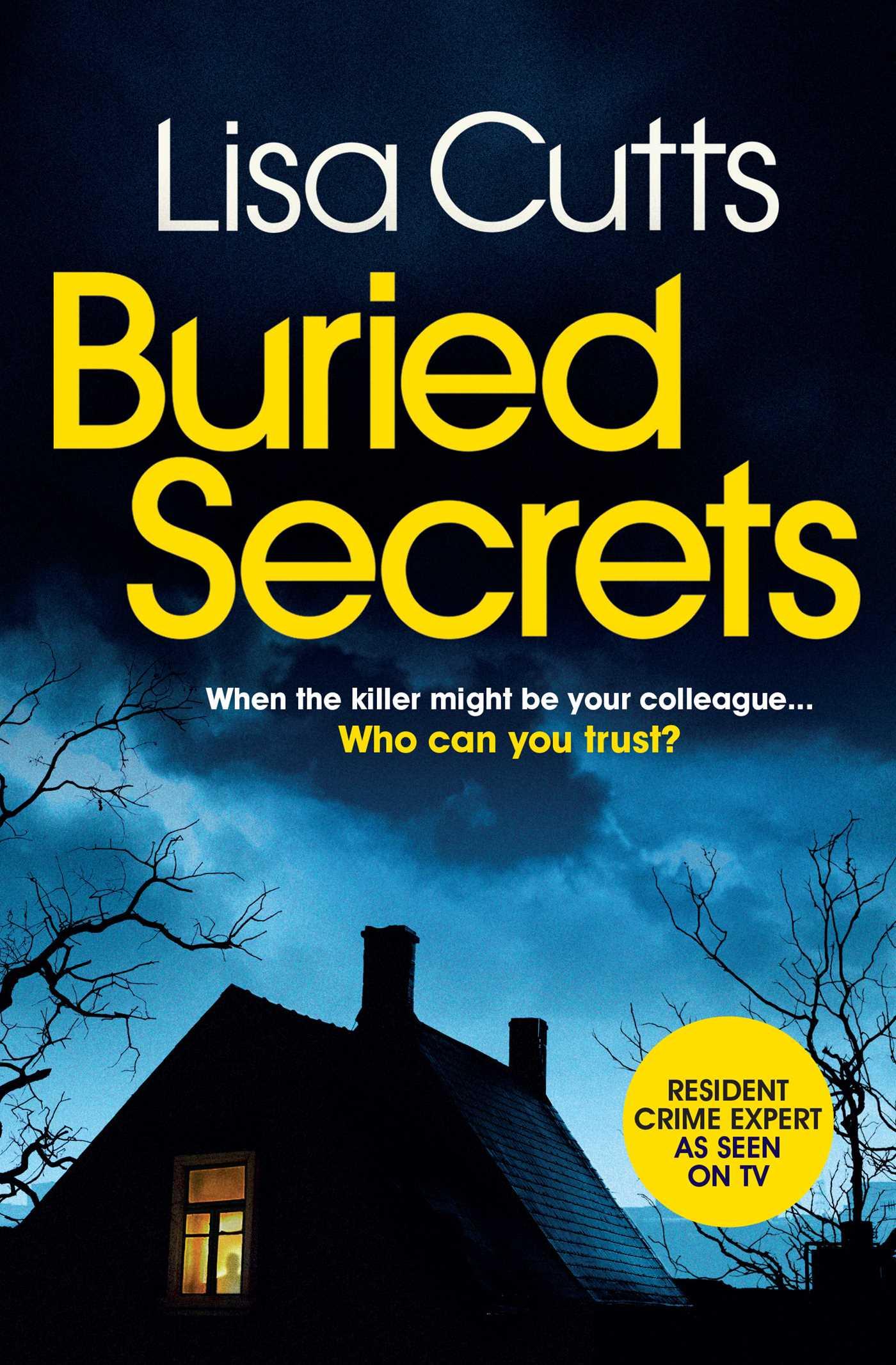 Buried secrets 9781471153150 hr