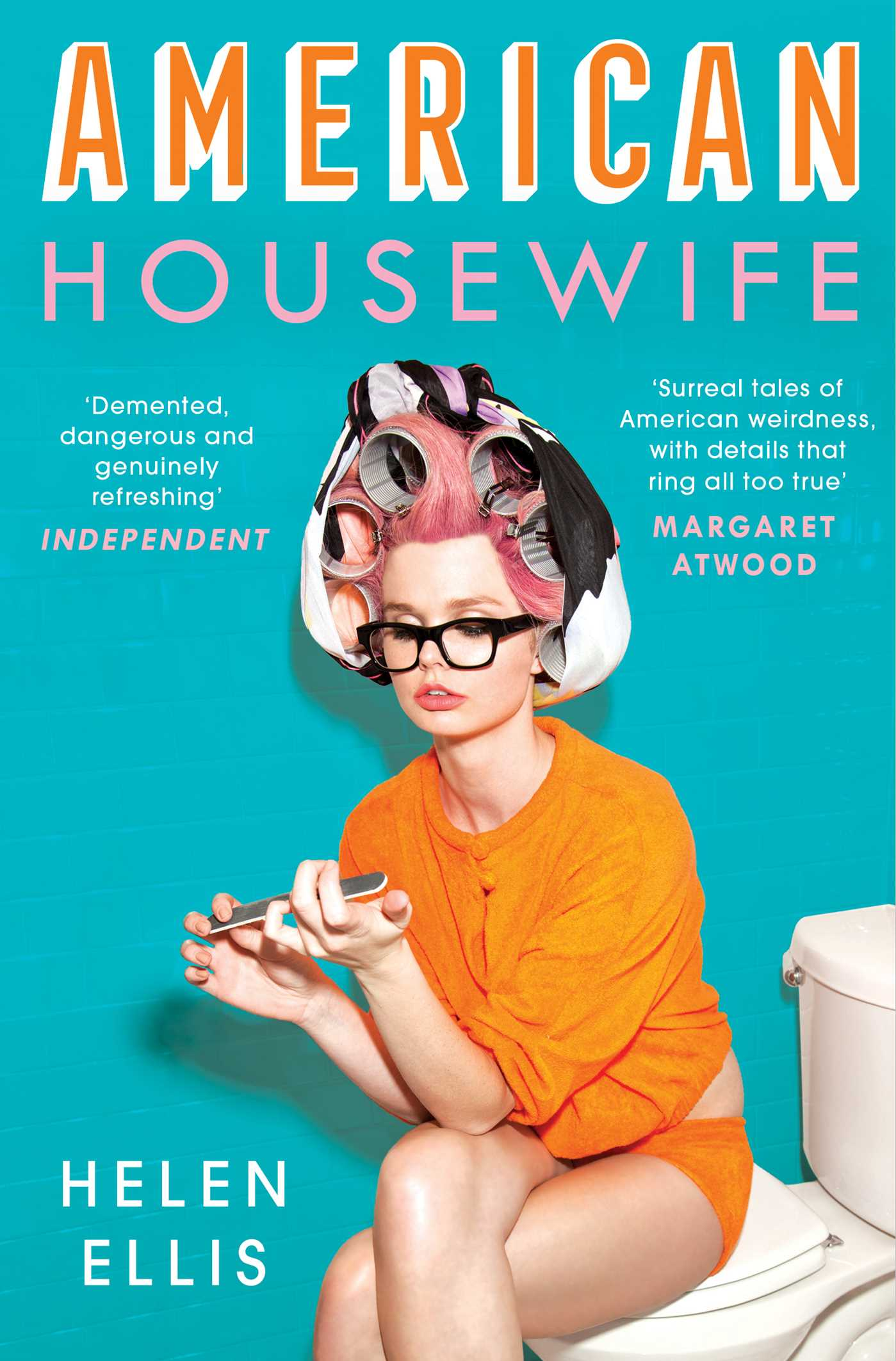 American housewife 9781471153808 hr