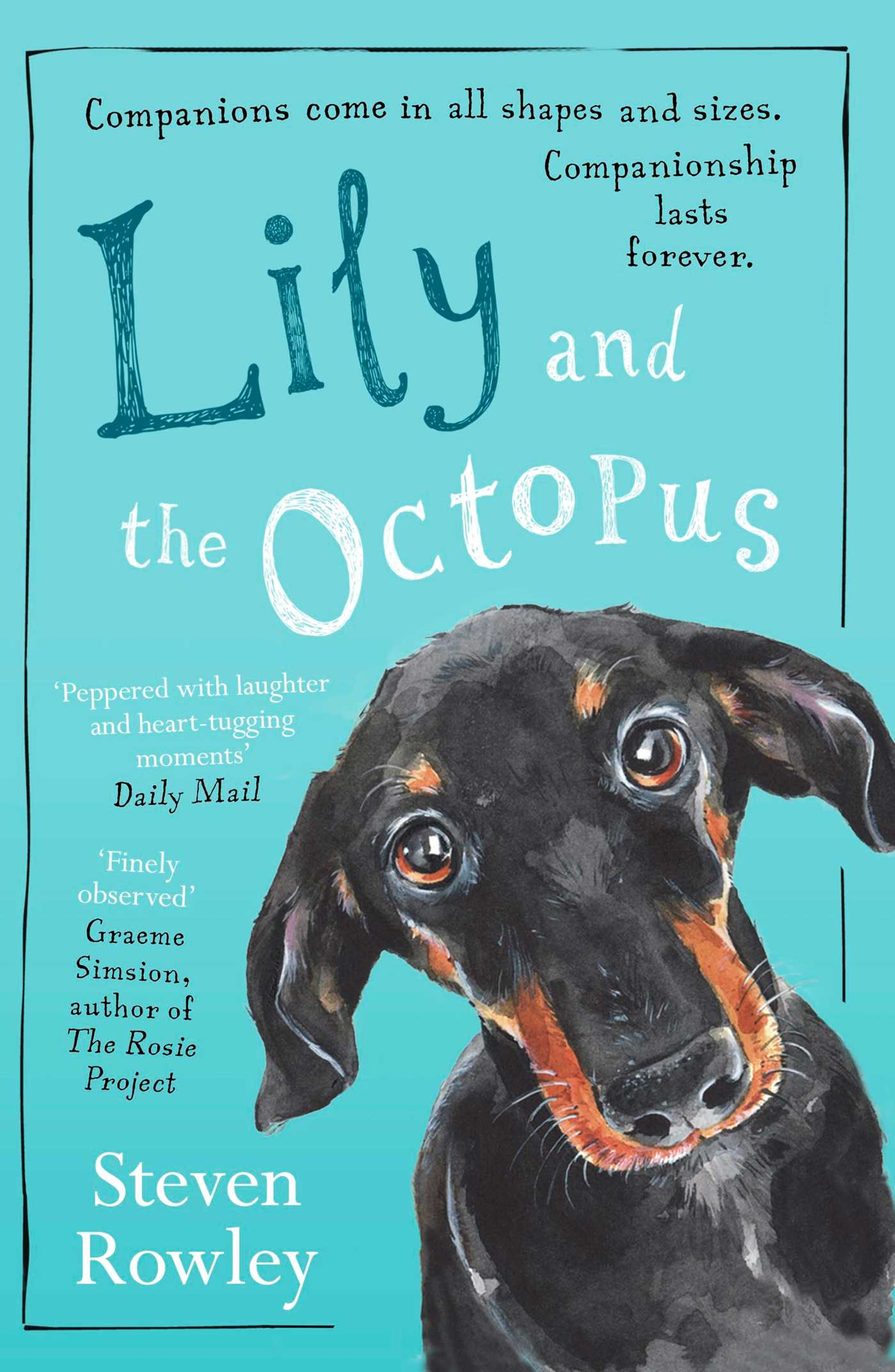 Lily and the octopus 9781471154362 hr