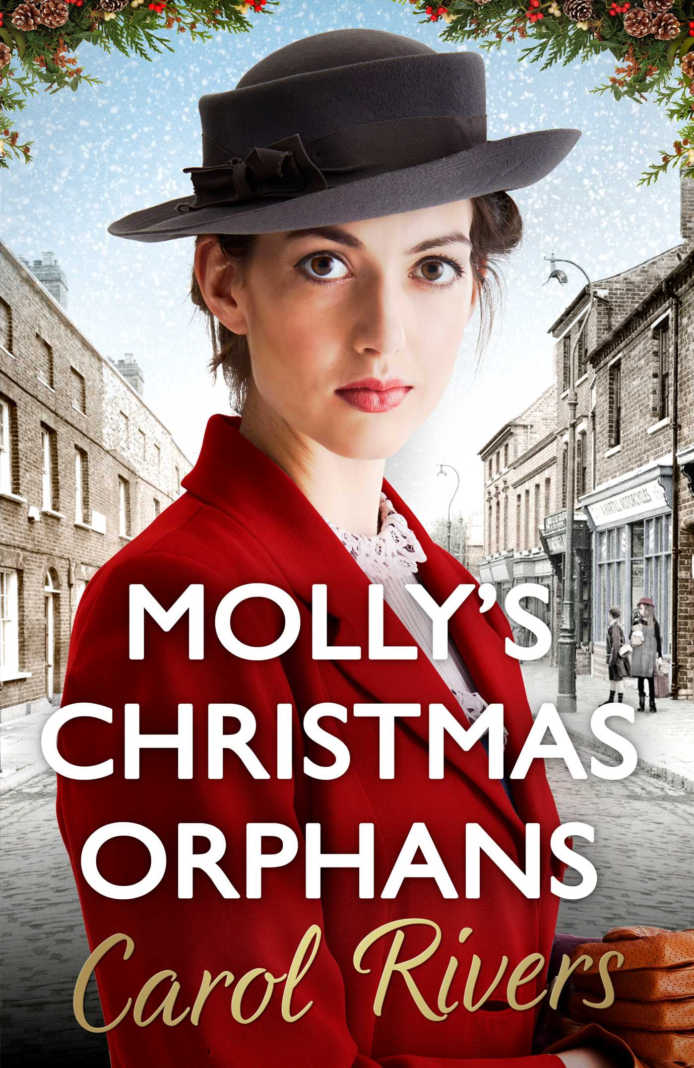 Mollys christmas orphans 9781471154874 hr