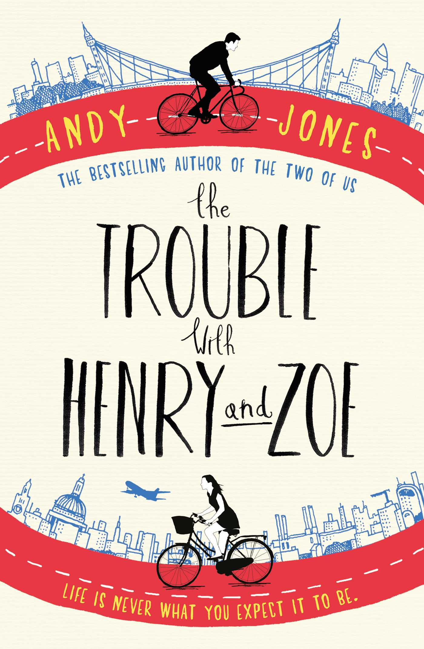 The trouble with henry and zoe 9781471155130 hr
