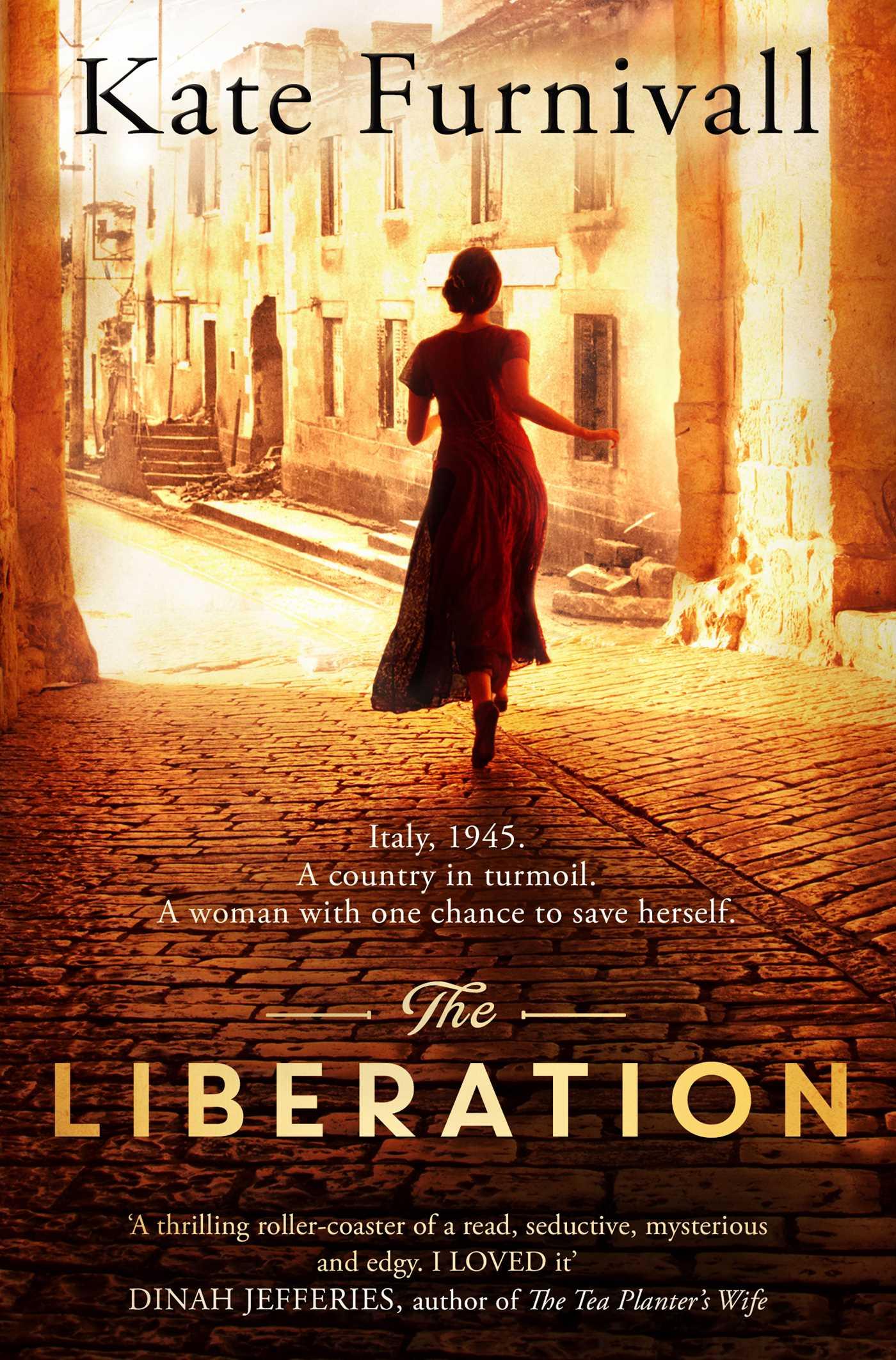 The liberation 9781471155574 hr