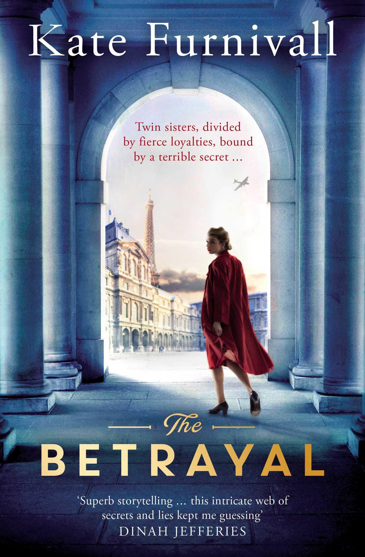 The betrayal 9781471155604 hr