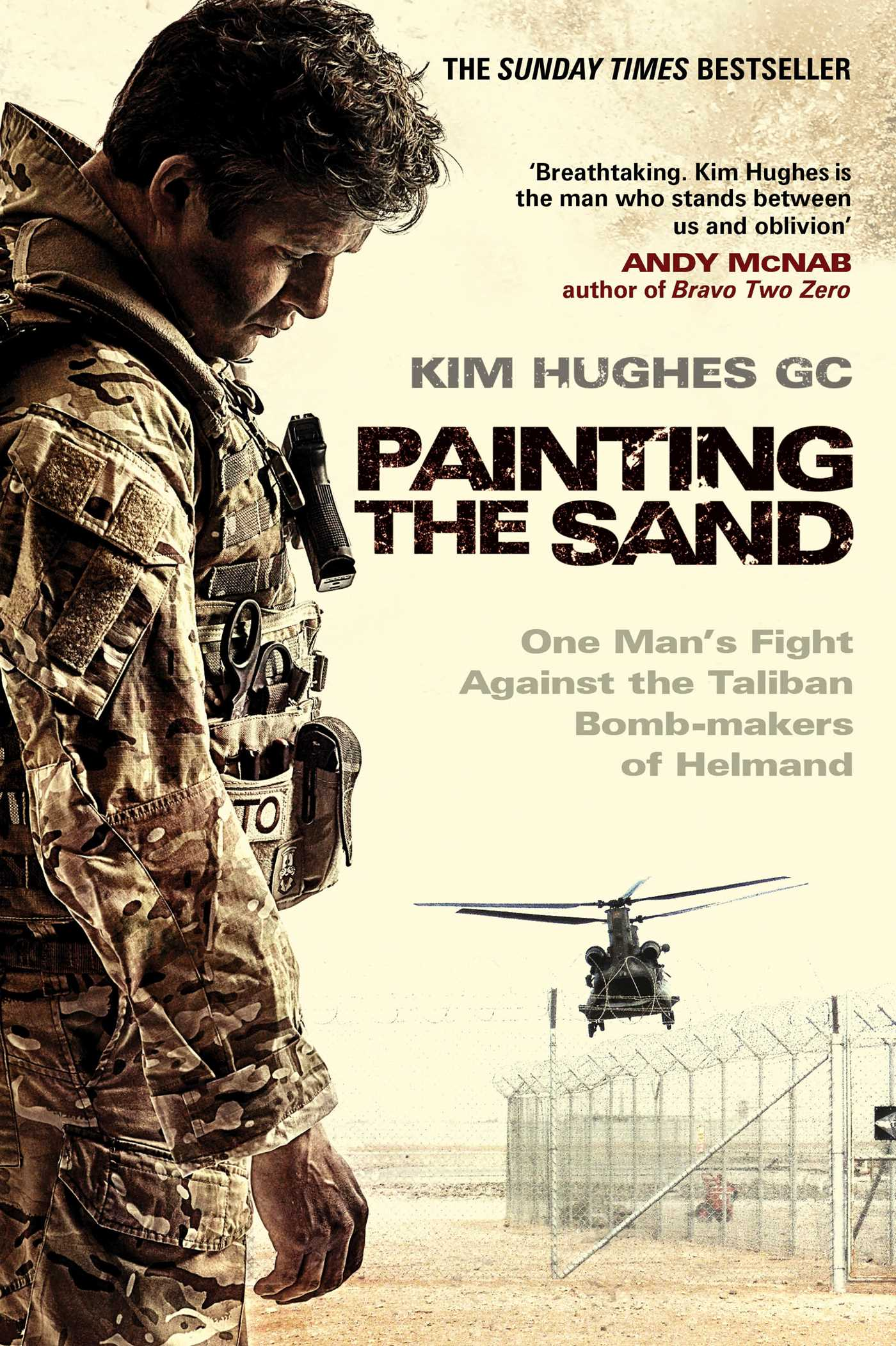Painting the sand 9781471156700 hr