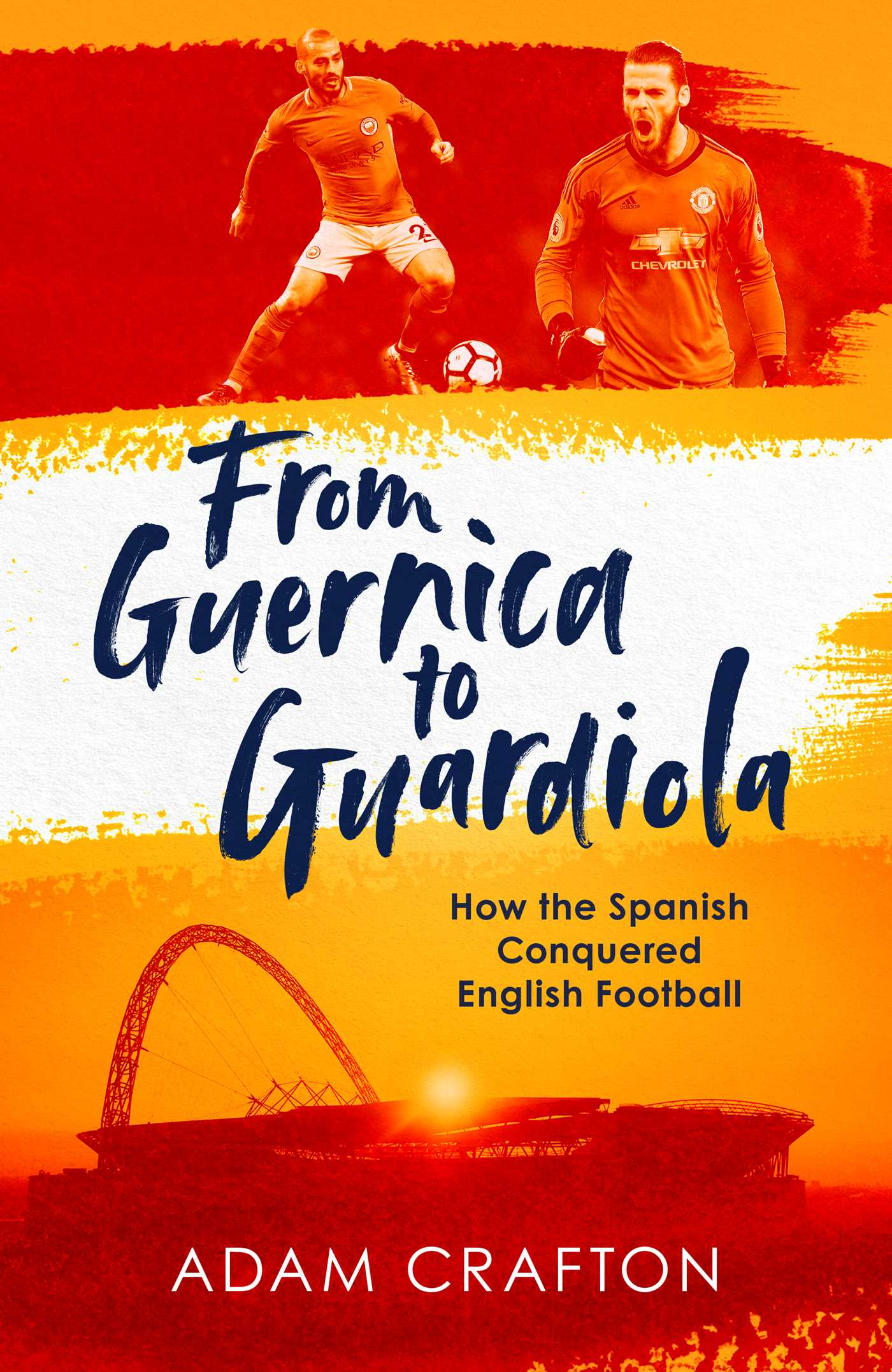 From guernica to guardiola 9781471157134 hr