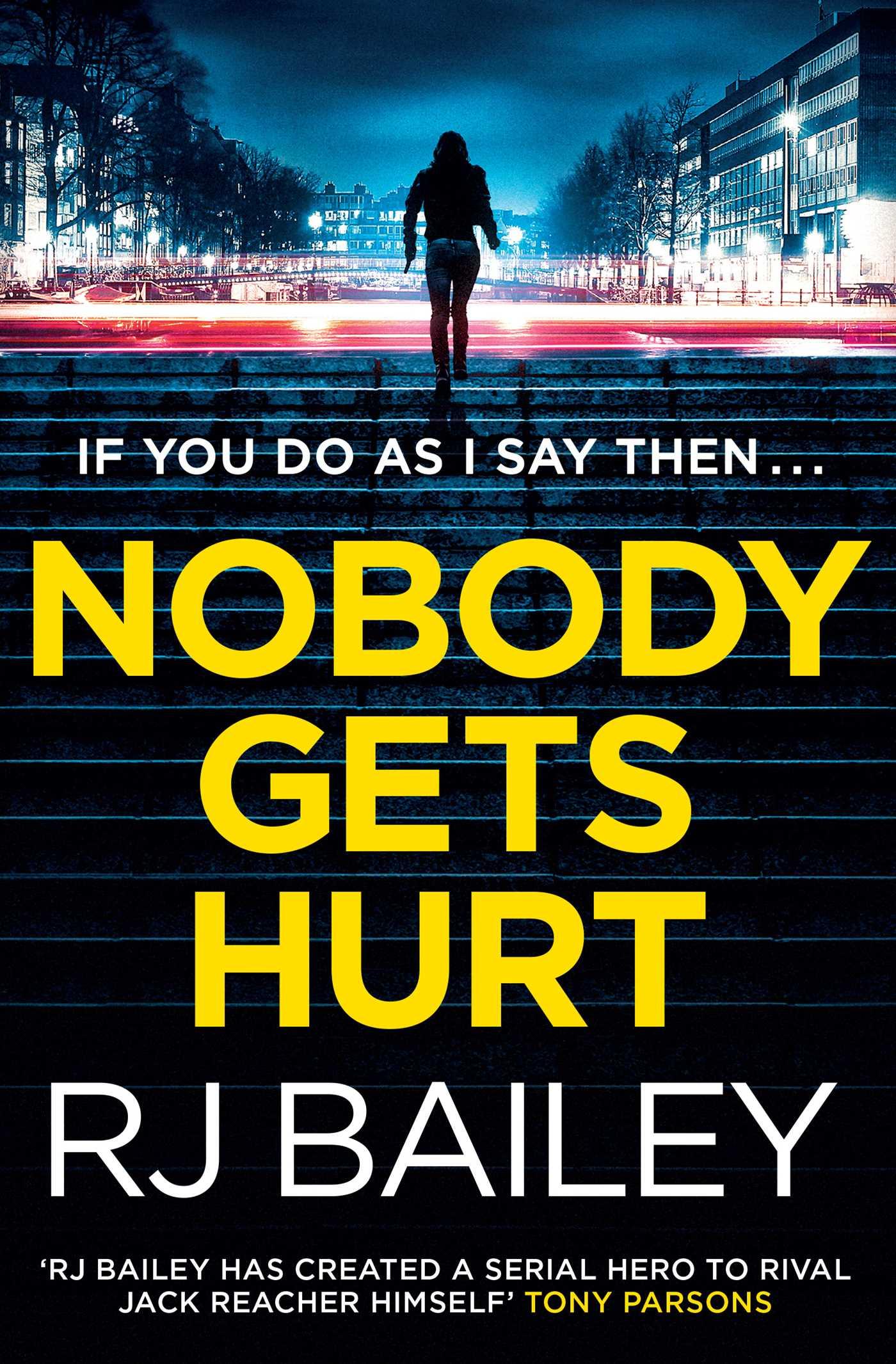 Nobody gets hurt 9781471157219 hr