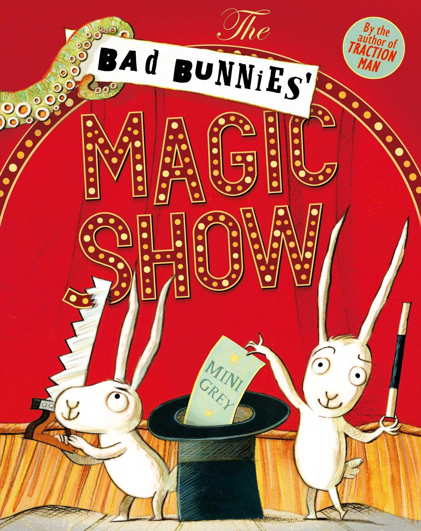 The bad bunnies magic show 9781471157592 hr