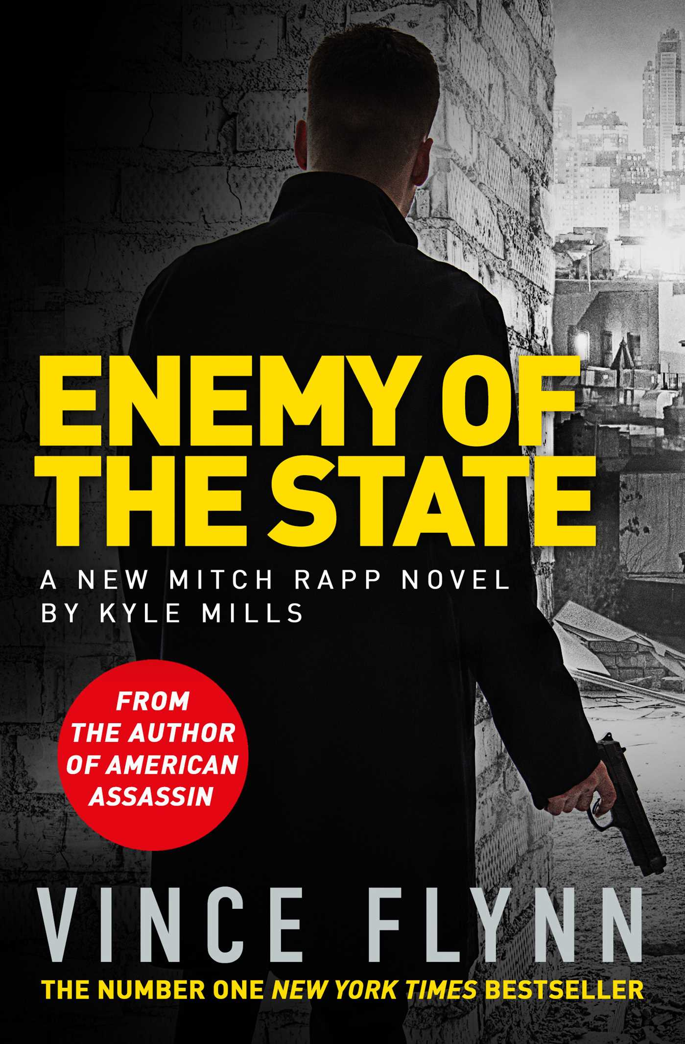 Enemy of the state 9781471157776 hr