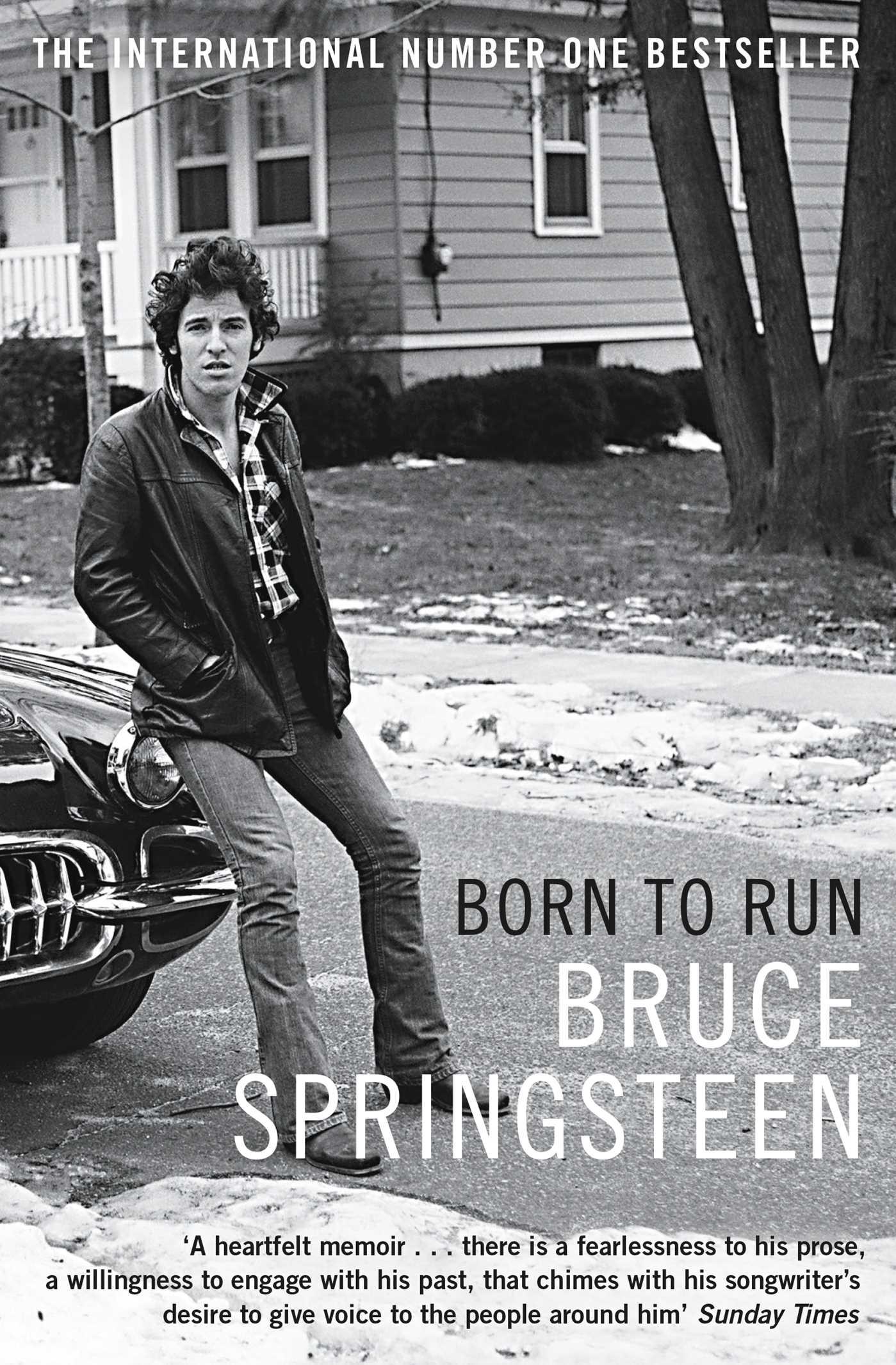 Born to run 9781471157820 hr