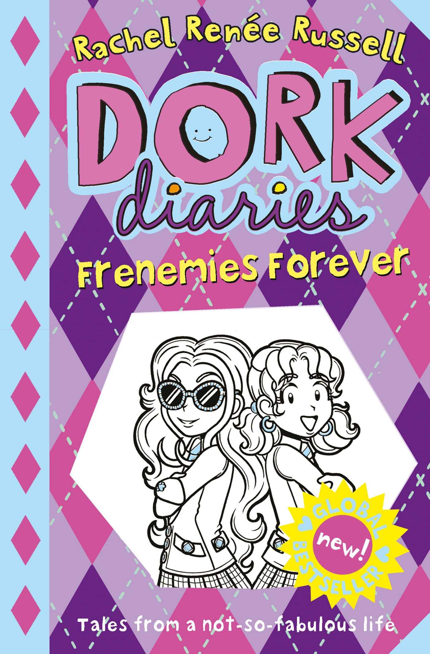 Dork diaries frenemies forever 9781471158032 hr
