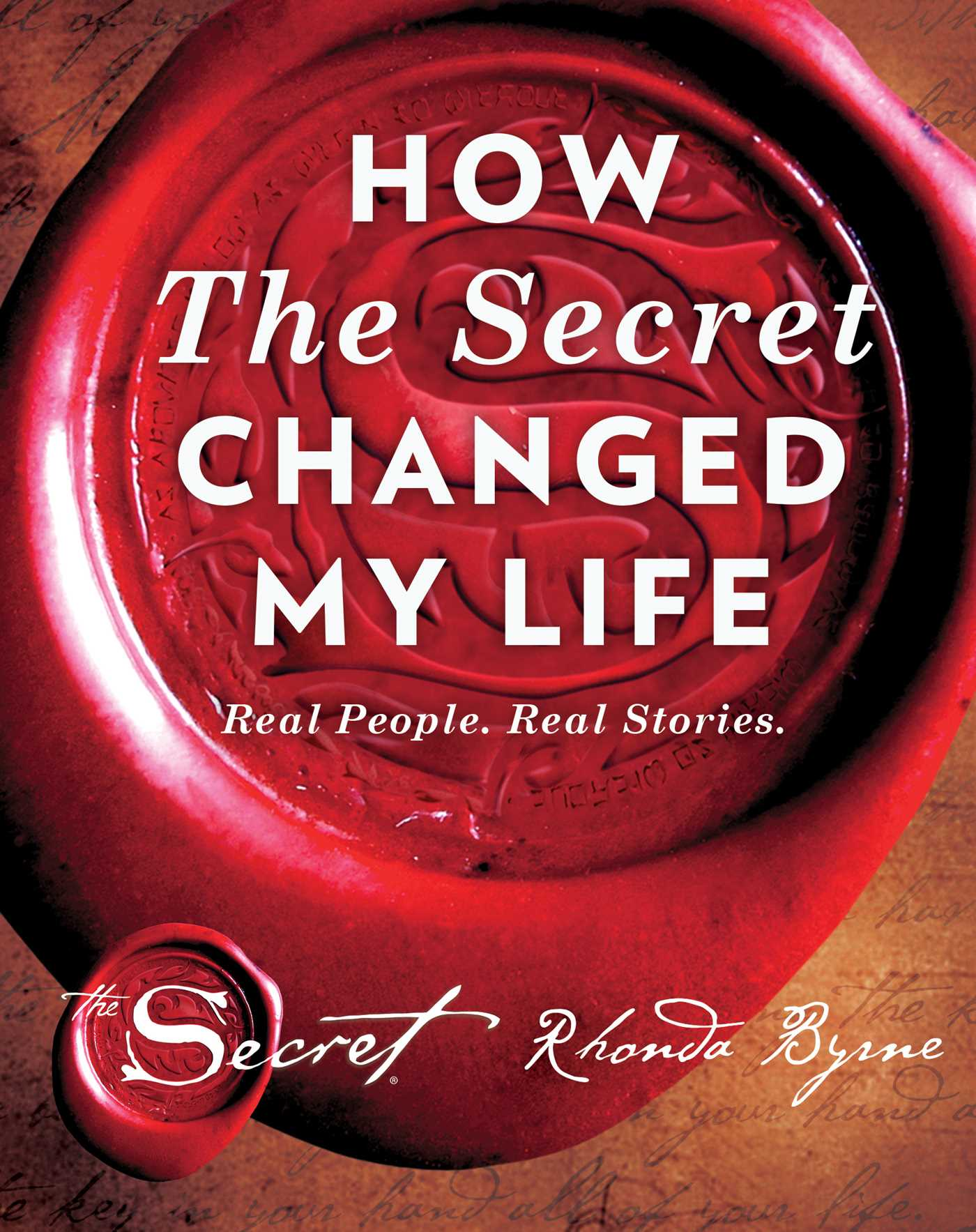 How the secret changed my life 9781471158193 hr